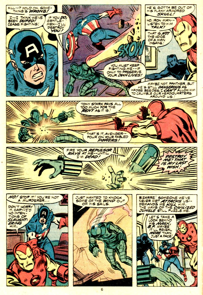 The Avengers (1963) 169 Page 4