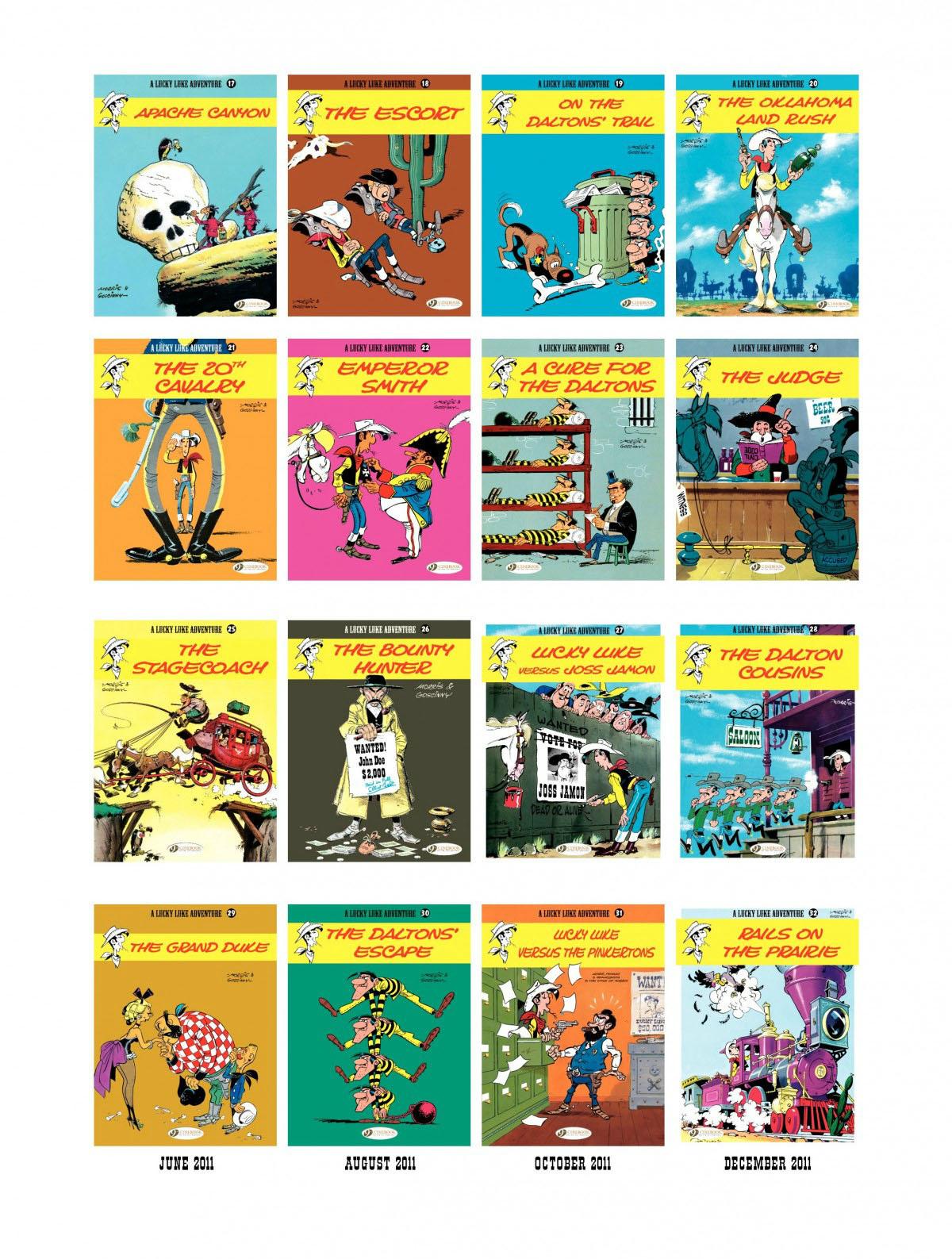 Read online A Lucky Luke Adventure comic -  Issue #28 - 49