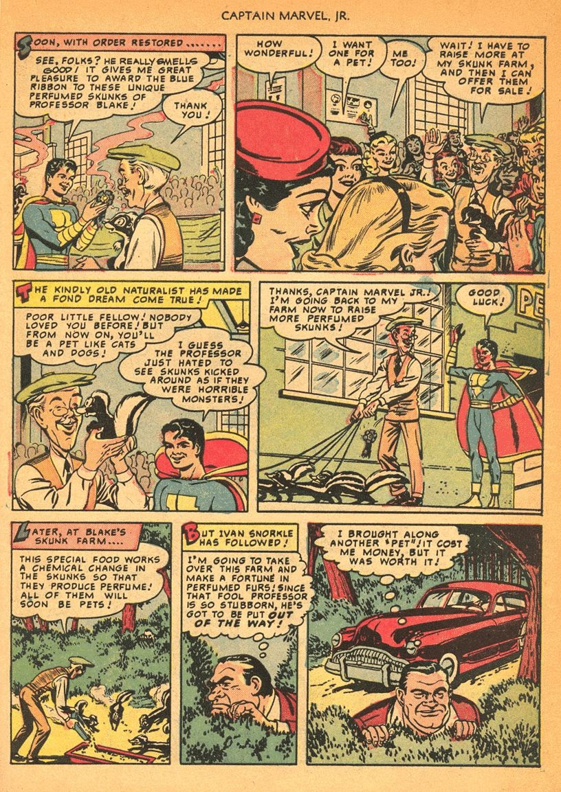 Captain Marvel, Jr. issue 84 - Page 24