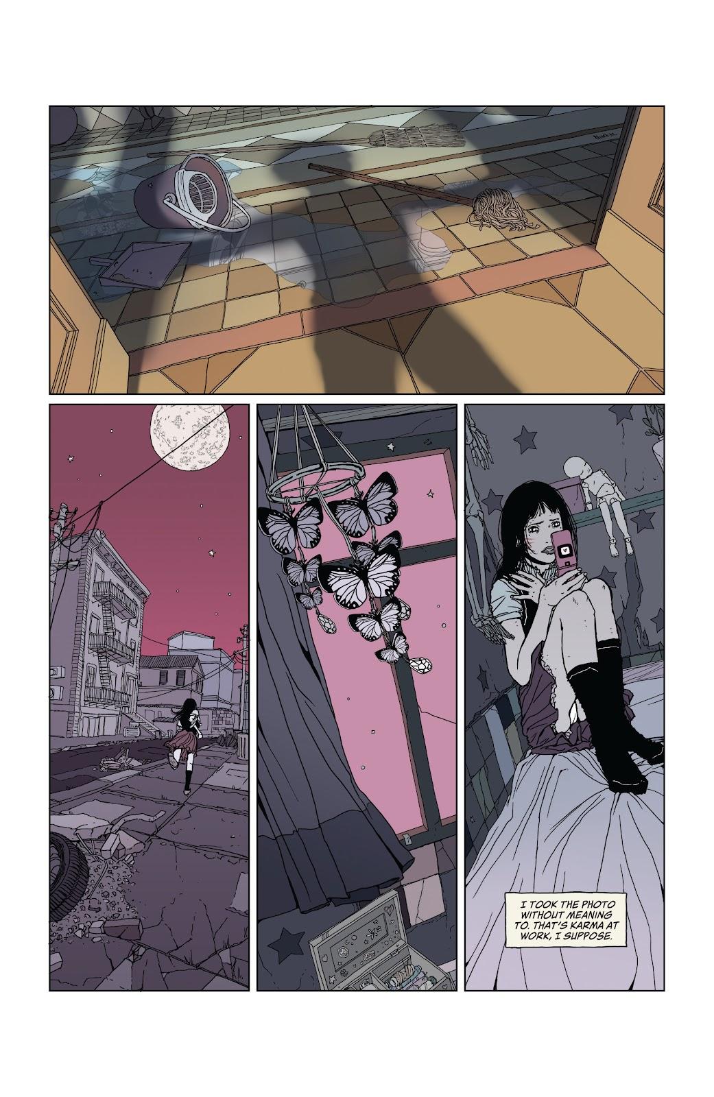 Read online Heartbeat comic -  Issue #1 - 26