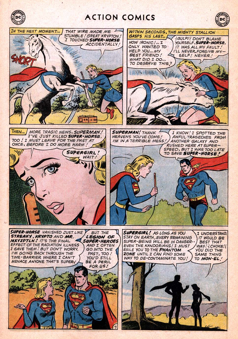 Read online Action Comics (1938) comic -  Issue #306 - 22