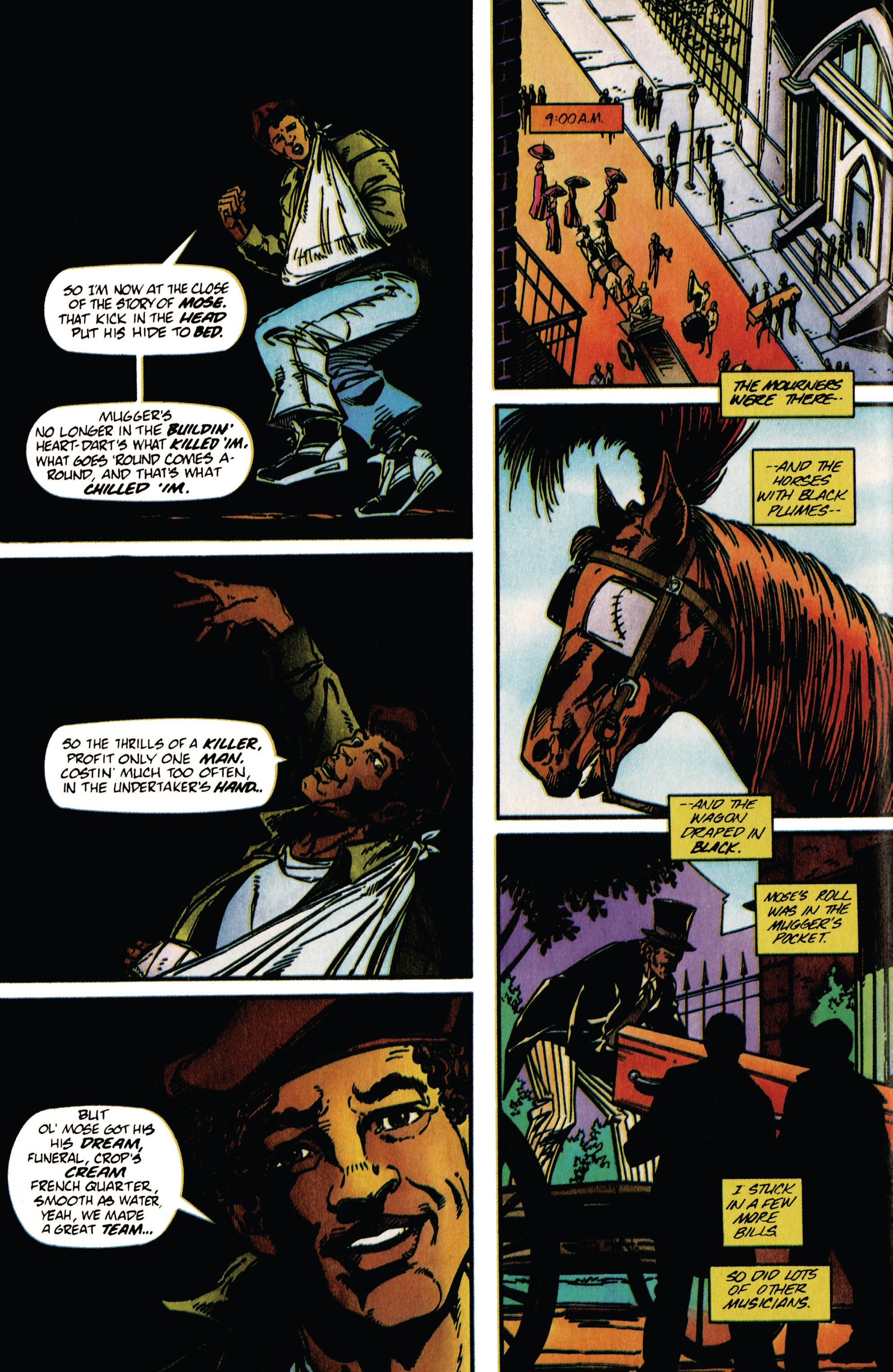 Read online Shadowman (1992) comic -  Issue #39 - 20