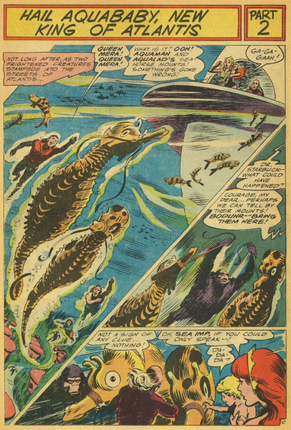 Read online Aquaman (1962) comic -  Issue #28 - 15