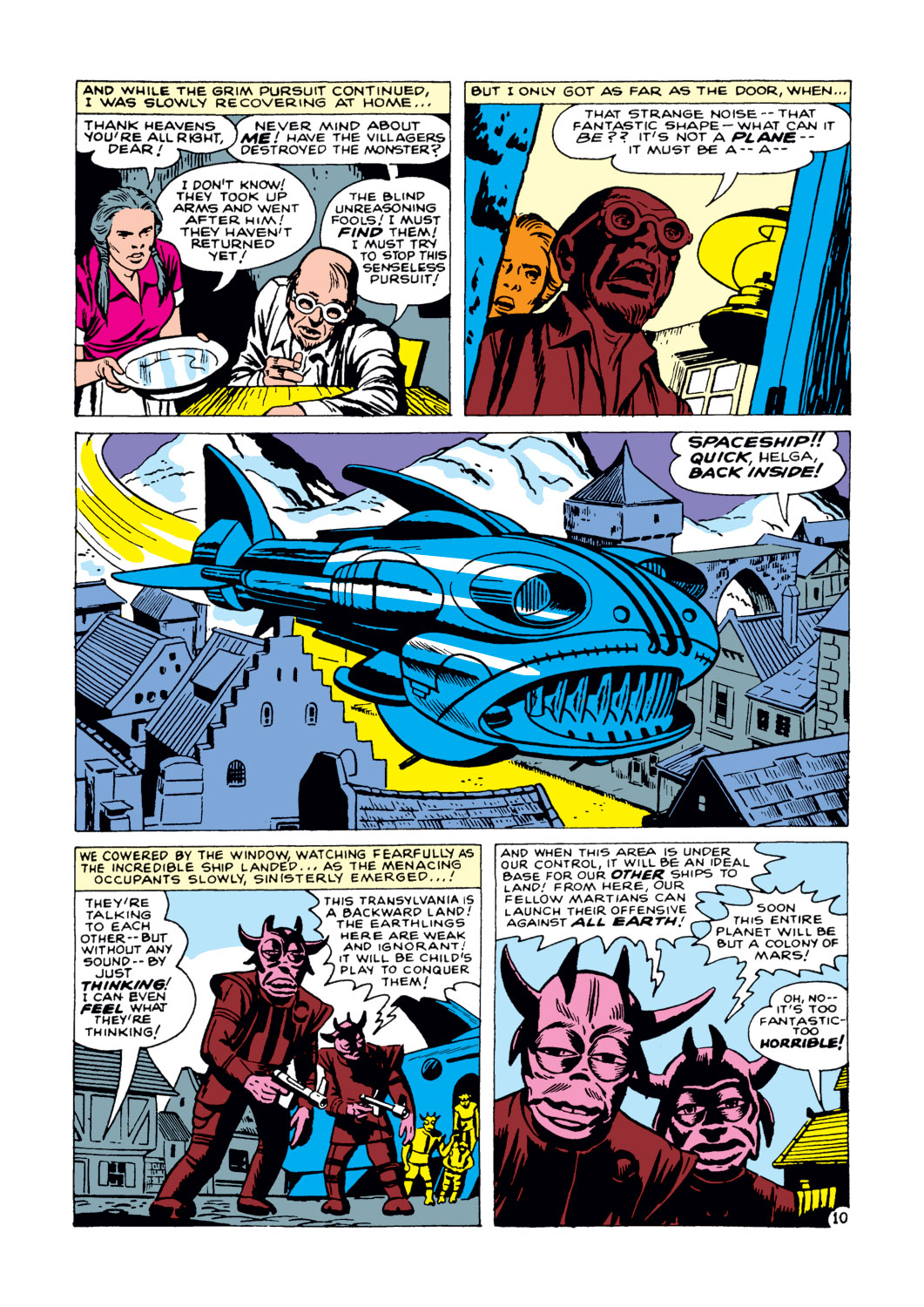 Tales to Astonish (1959) issue 17 - Page 12