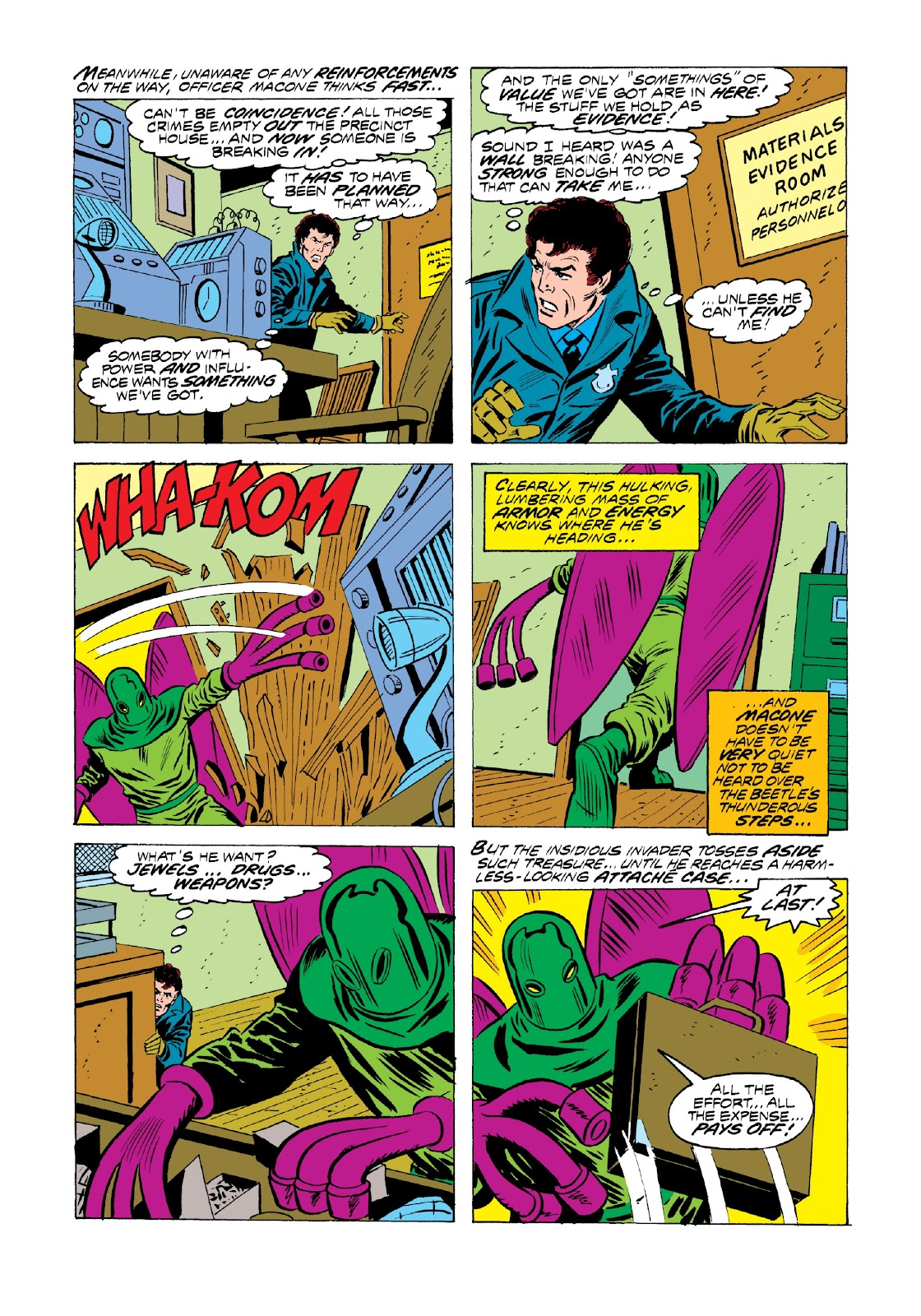 Read online Marvel Masterworks: The Spectacular Spider-Man comic -  Issue # TPB 2 (Part 1) - 19