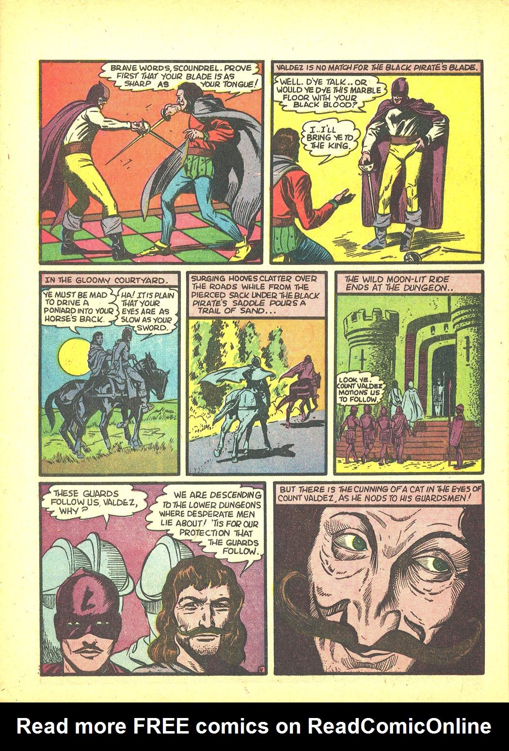 Read online Sensation (Mystery) Comics comic -  Issue #4 - 20