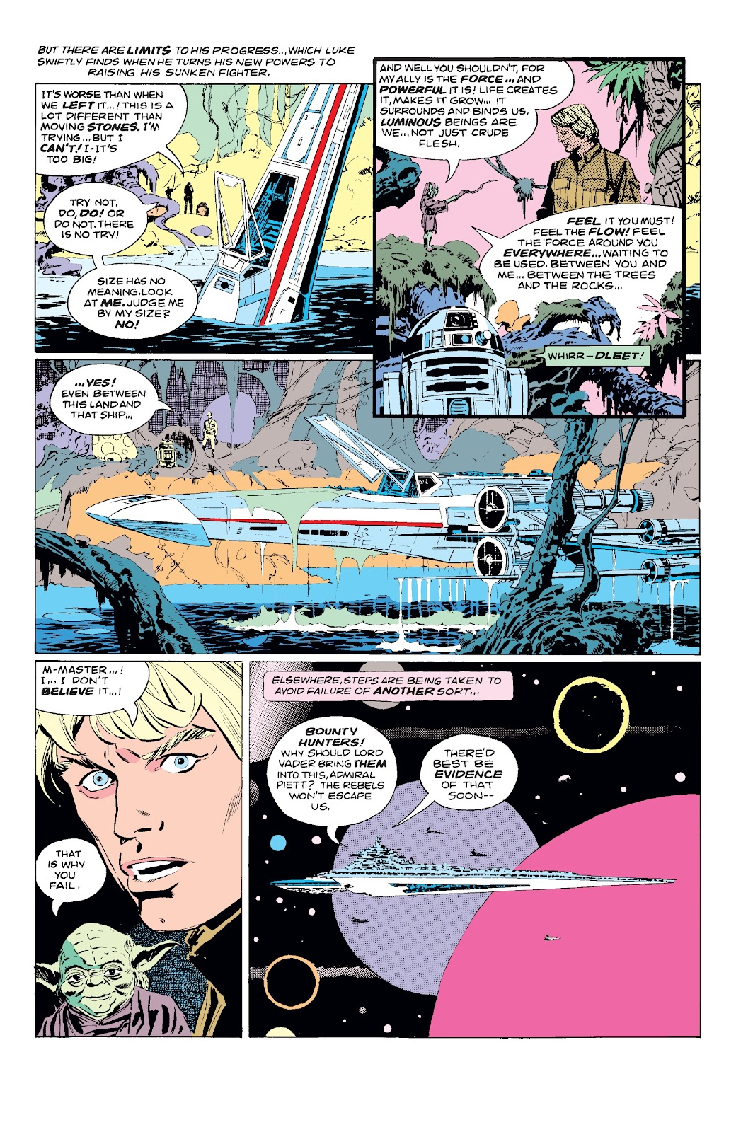 Read online Star Wars Legends: The Original Marvel Years - Epic Collection comic -  Issue # TPB 3 (Part 1) - 72