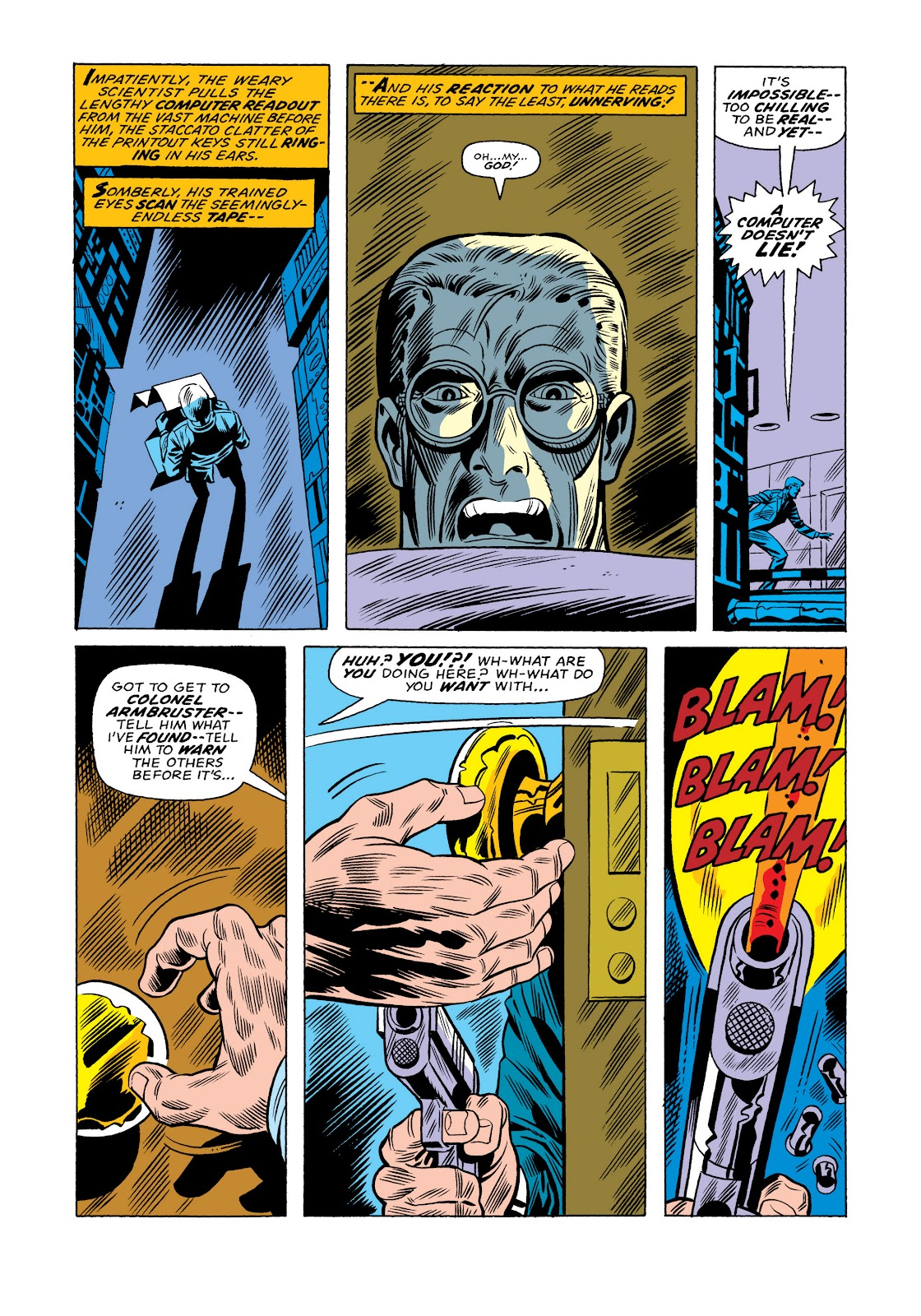 Read online Marvel Masterworks: The Incredible Hulk comic -  Issue # TPB 11 (Part 1) - 13