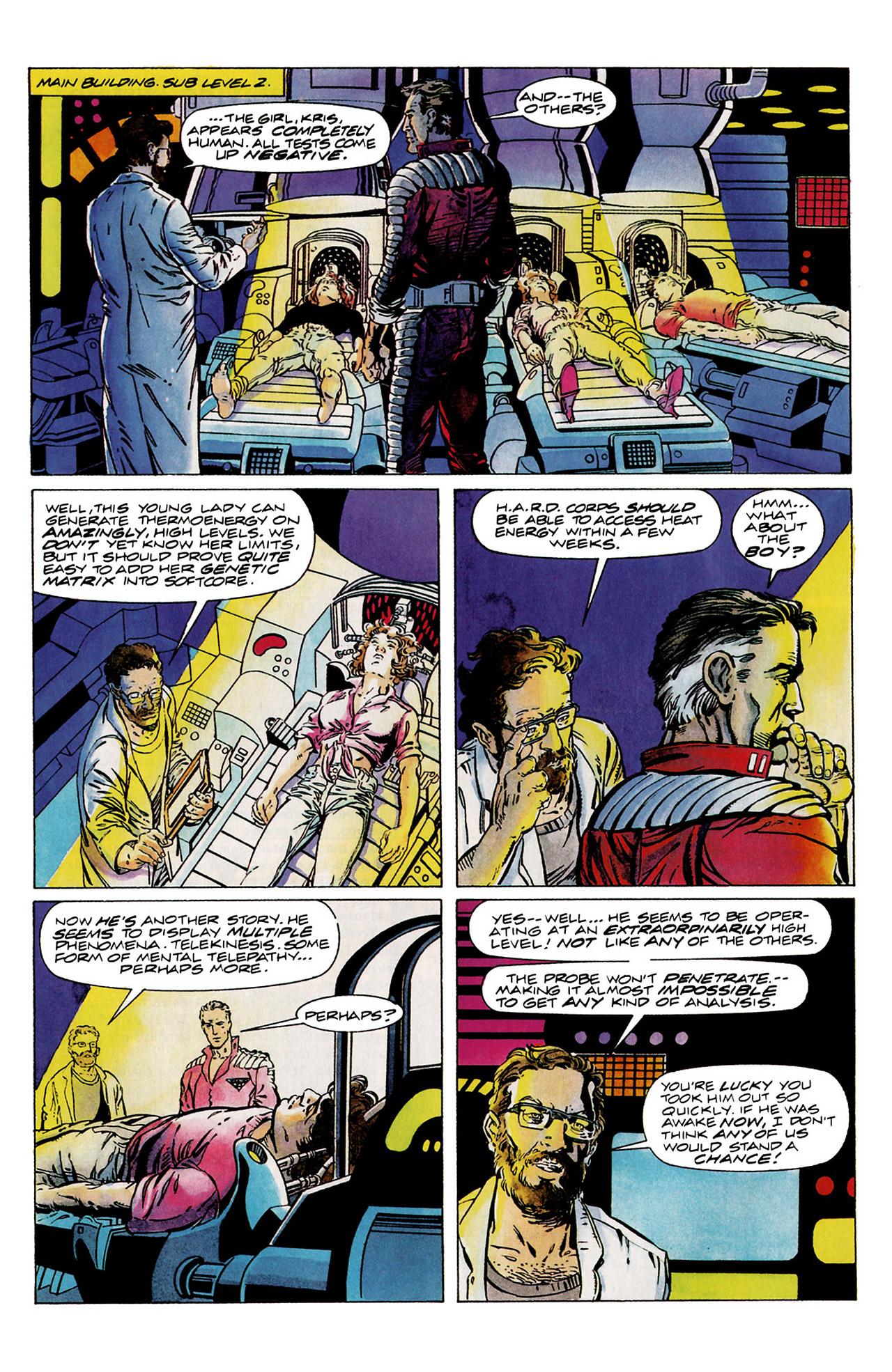 Read online Harbinger (1992) comic -  Issue #11 - 13