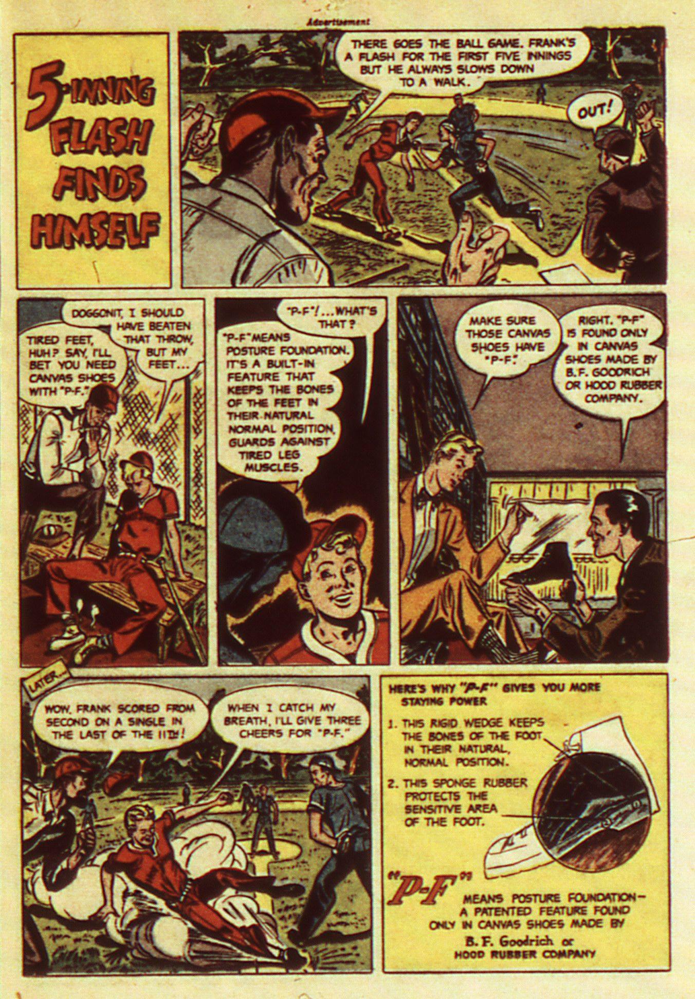 Read online Adventure Comics (1938) comic -  Issue #105 - 19