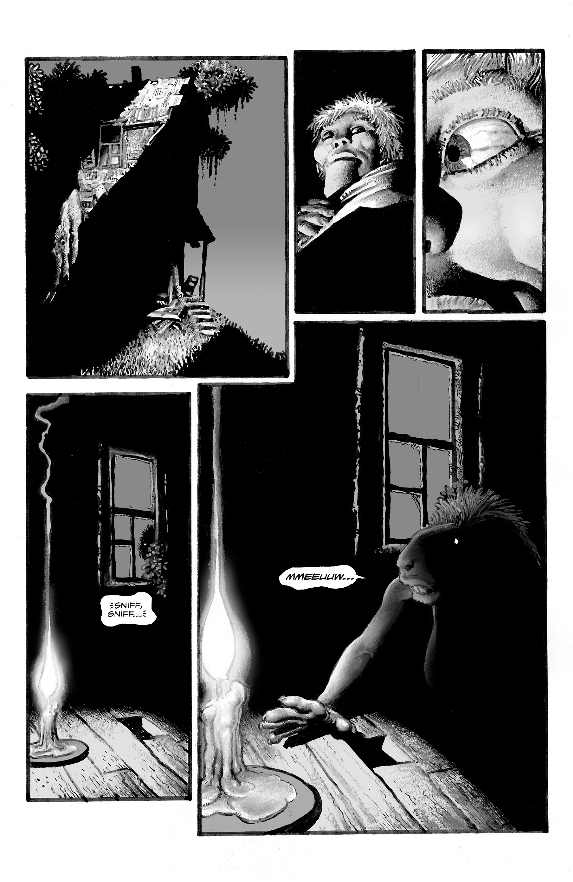 Read online Shadows on the Grave comic -  Issue #2 - 16