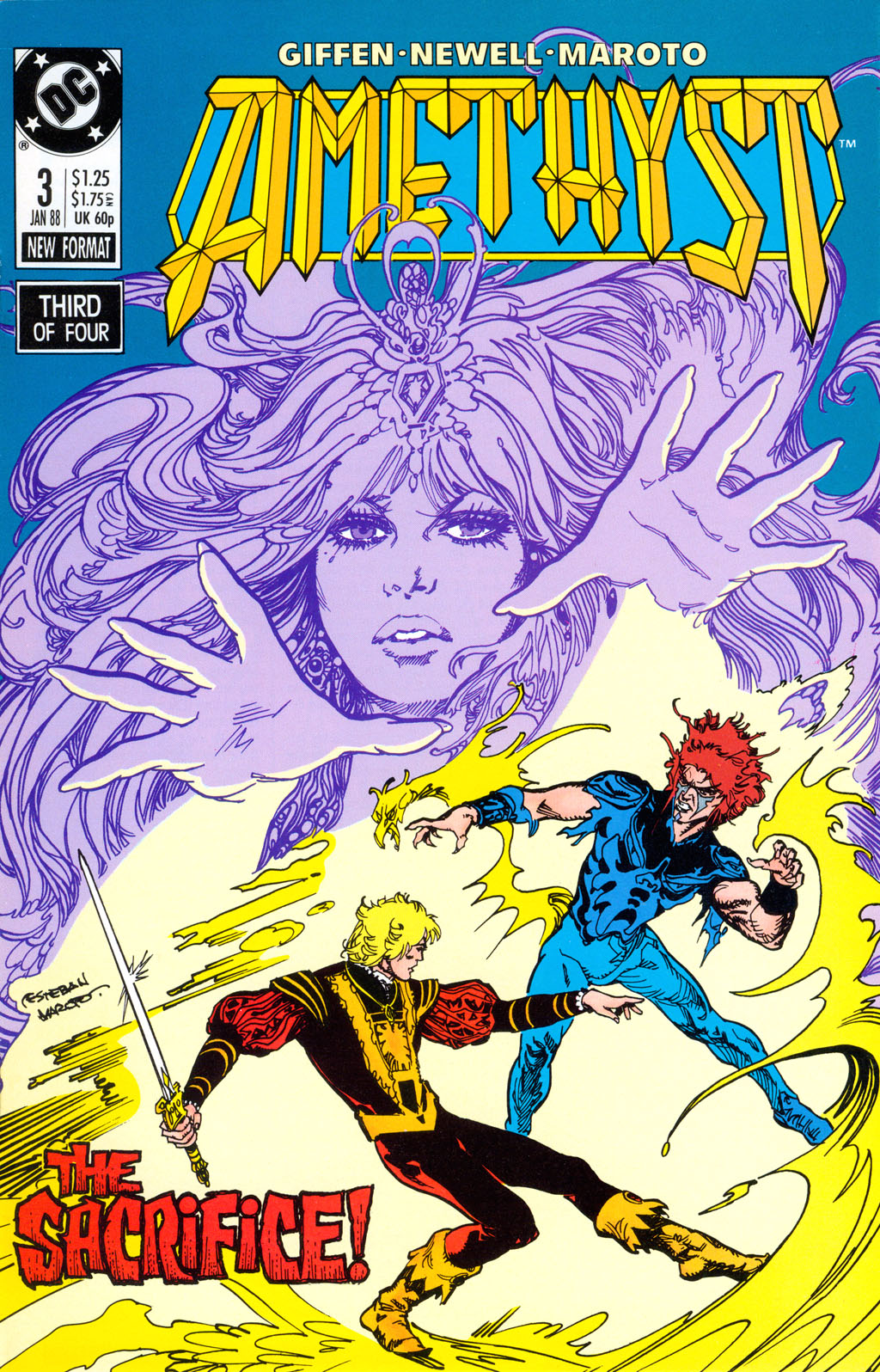 Read online Amethyst (1987) comic -  Issue #3 - 1