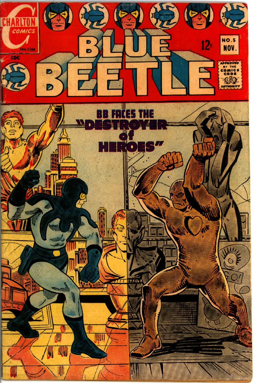 Blue Beetle (1967) issue 5 - Page 1