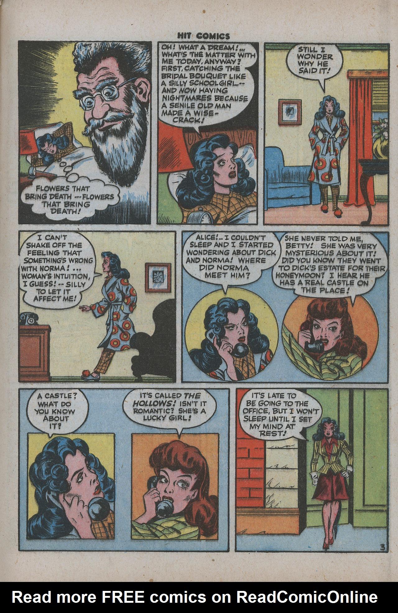 Read online Hit Comics comic -  Issue #38 - 56