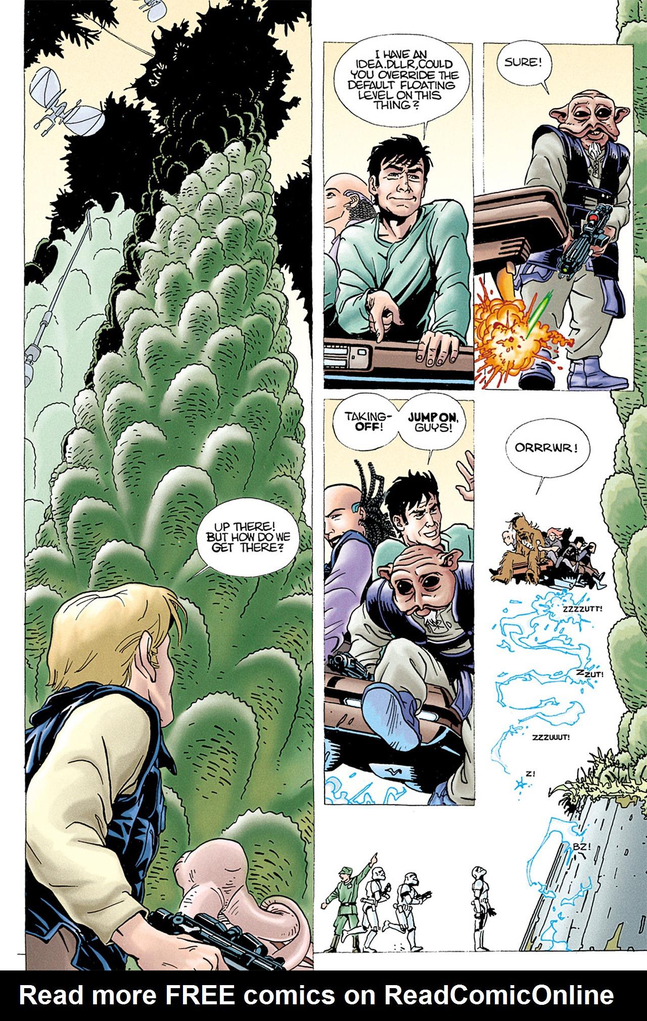 Read online Star Wars Omnibus comic -  Issue # Vol. 1 - 229