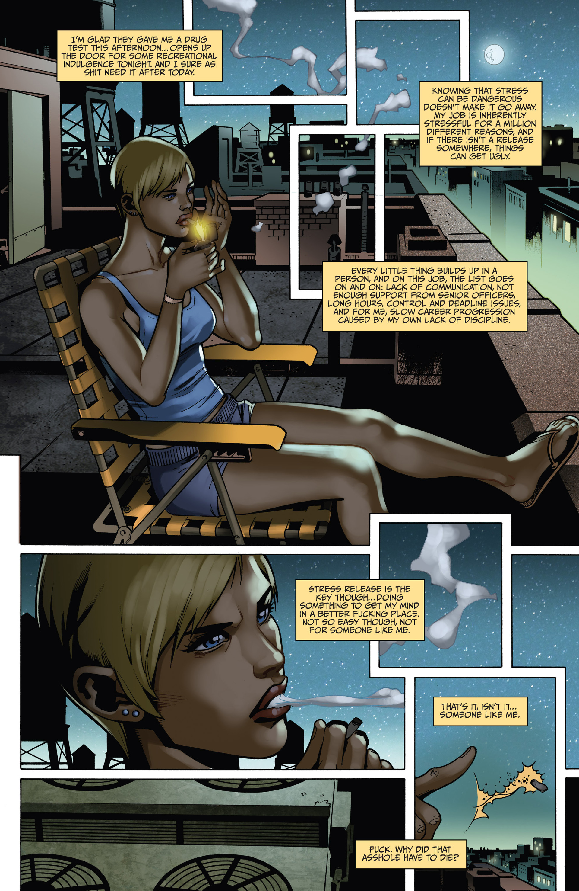 Read online Sex and Violence comic -  Issue # Full - 40