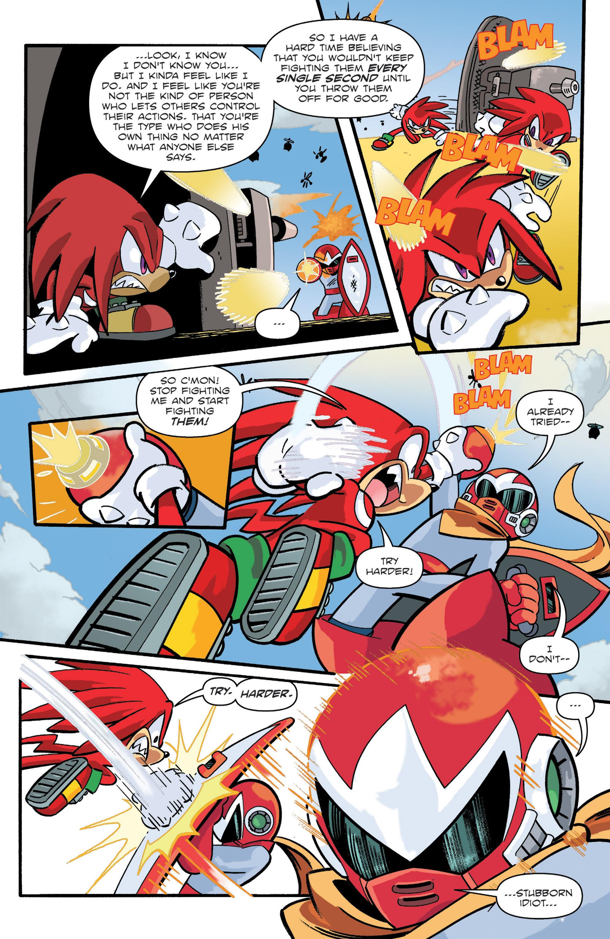 Read online Sonic: Worlds Unite Battles comic -  Issue # Full - 24