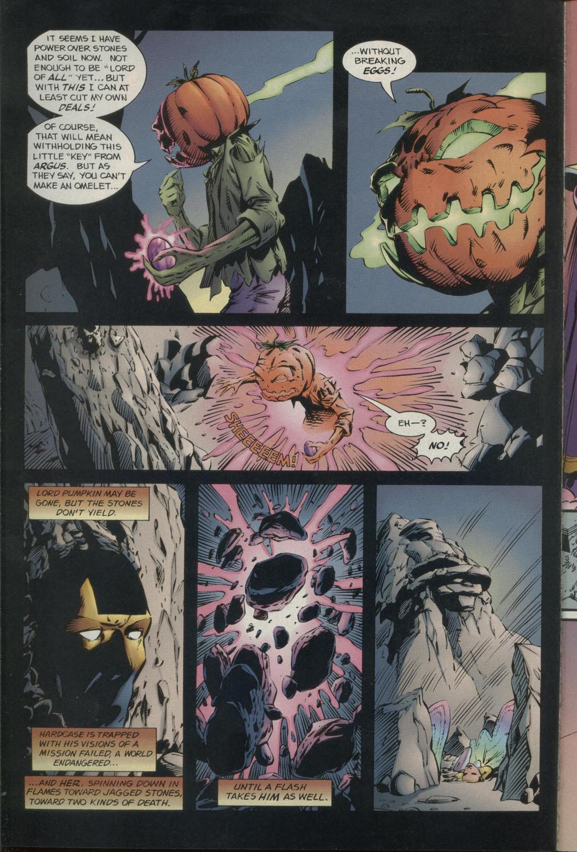 Read online Godwheel comic -  Issue #2 - 25