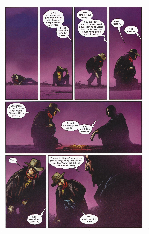 Read online Dark Tower: The Gunslinger - The Man in Black comic -  Issue #5 - 16