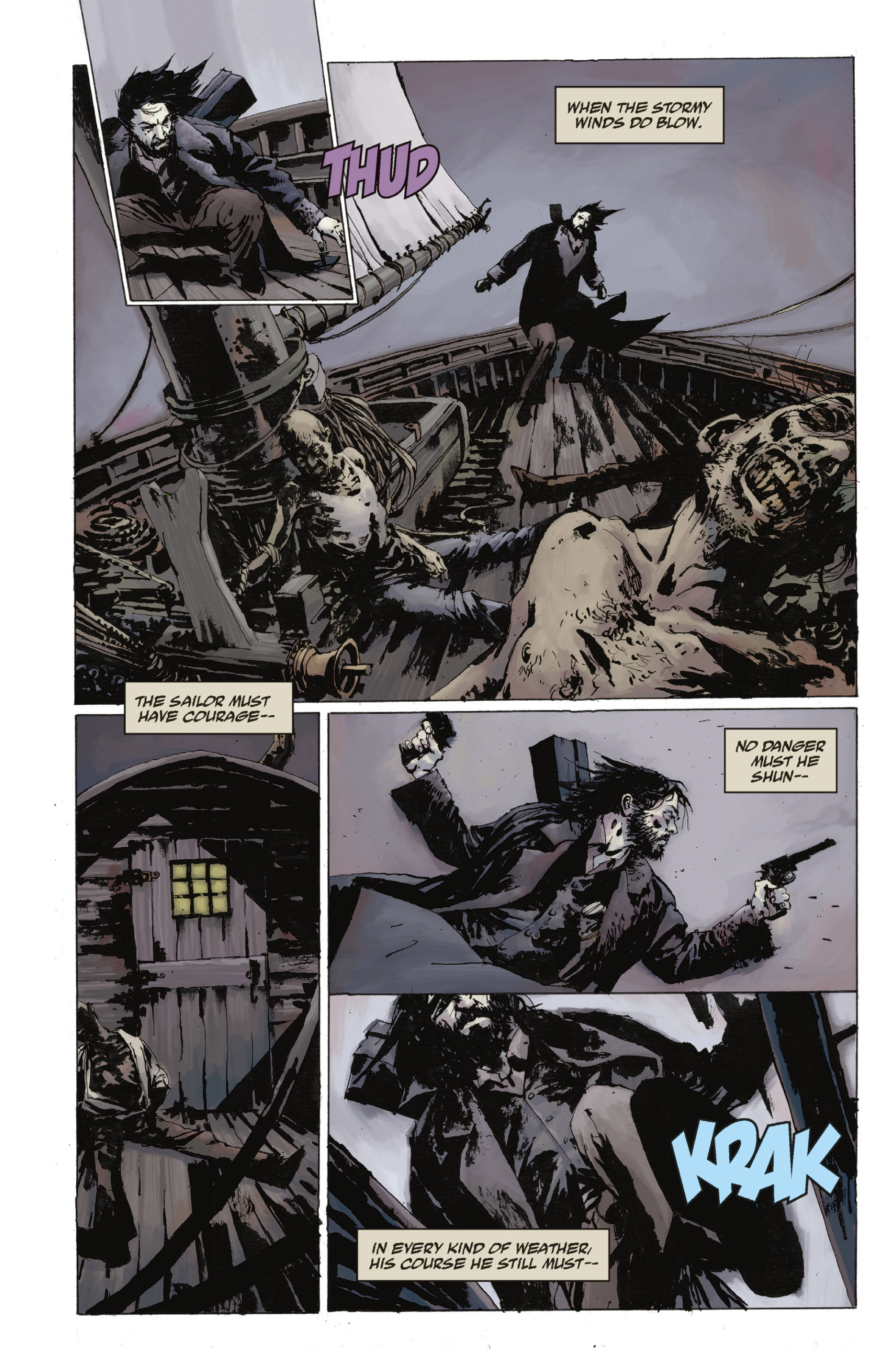 Read online Abe Sapien: The Drowning comic -  Issue #Abe Sapien: The Drowning _TPB - 11