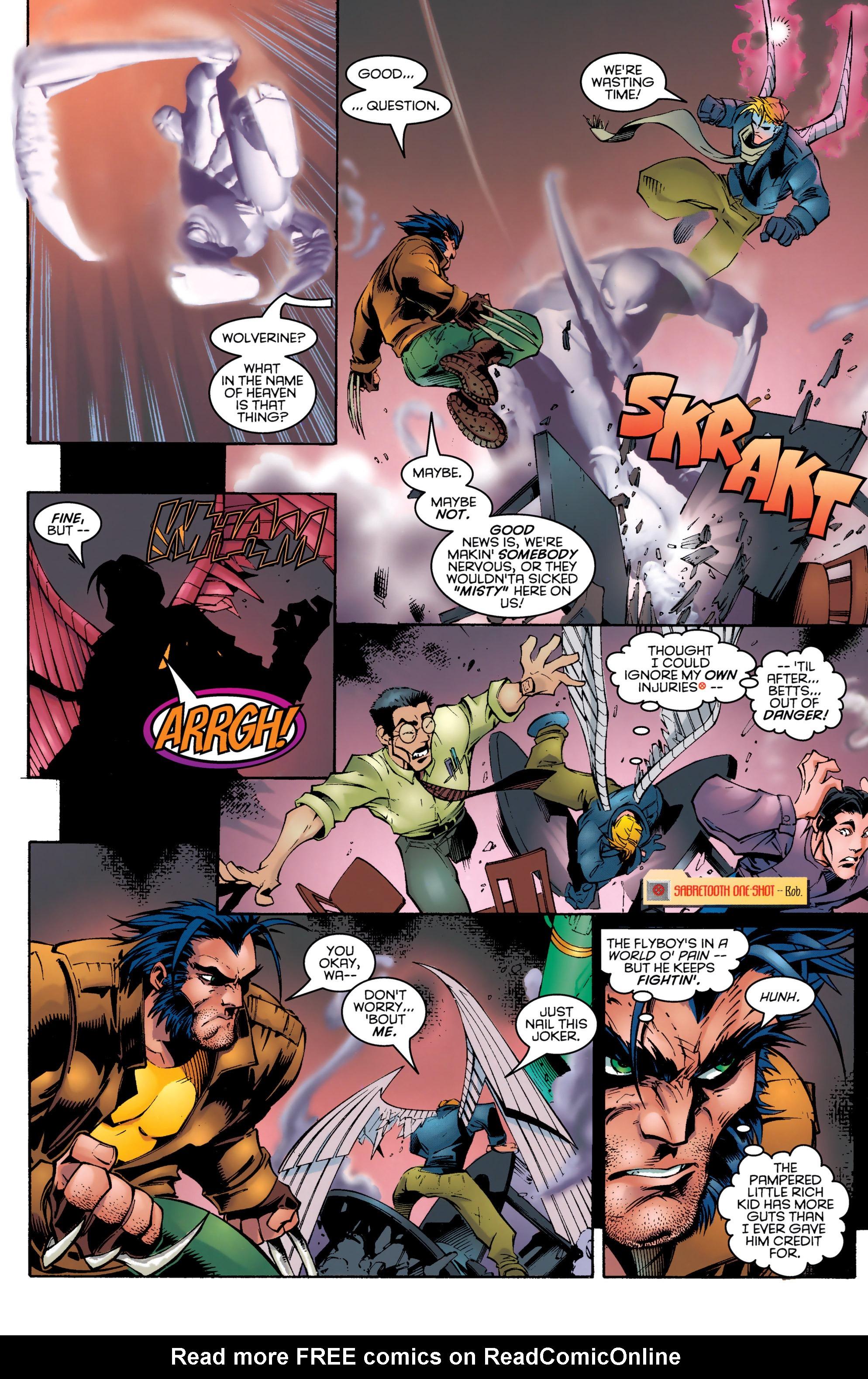 Read online Uncanny X-Men (1963) comic -  Issue #329 - 11