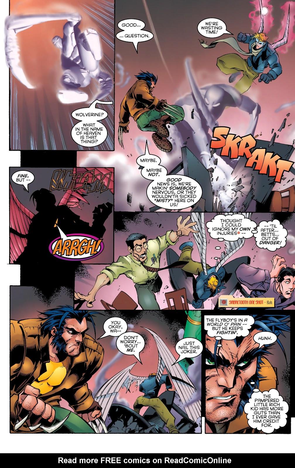 Uncanny X-Men (1963) issue 329 - Page 11