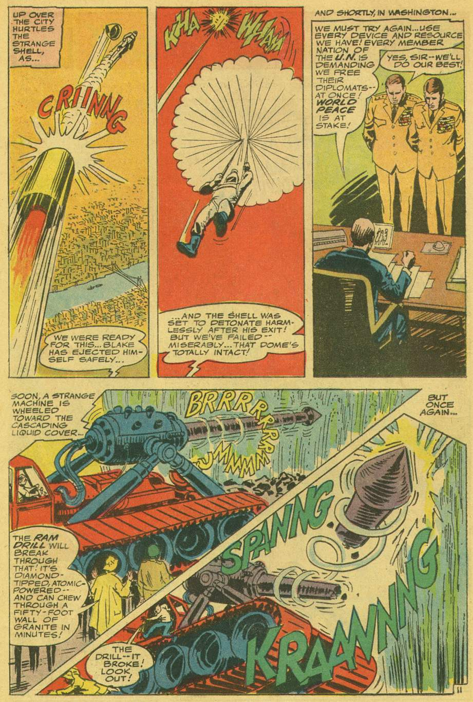 Read online Aquaman (1962) comic -  Issue #31 - 16