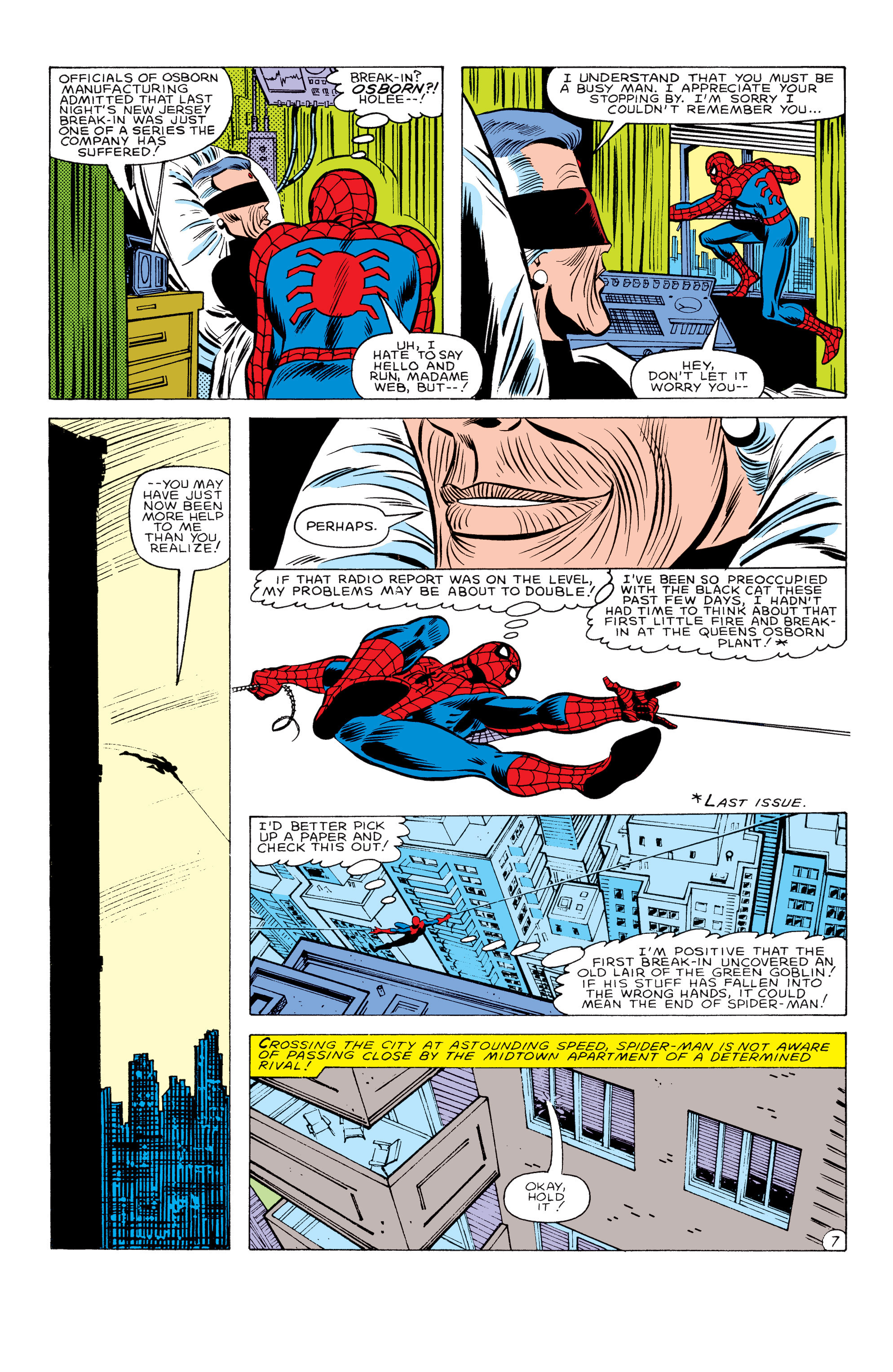 The Amazing Spider-Man (1963) 239 Page 7