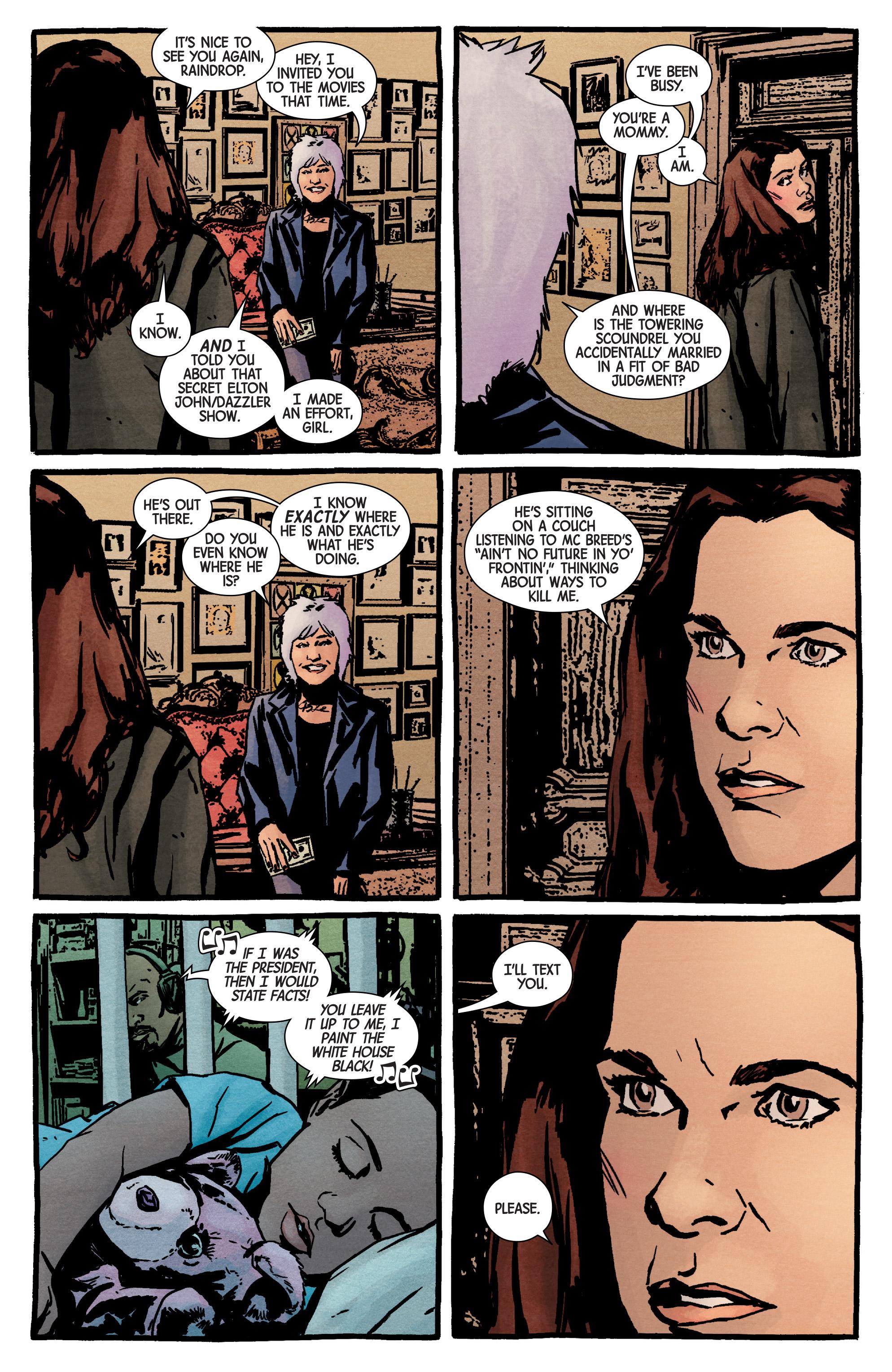 Read online Jessica Jones (2016) comic -  Issue #8 - 13