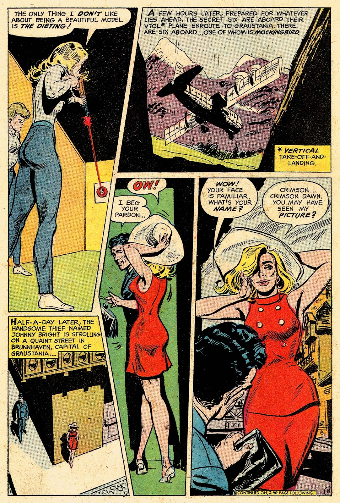 Secret Six (1968) issue 5 - Page 11