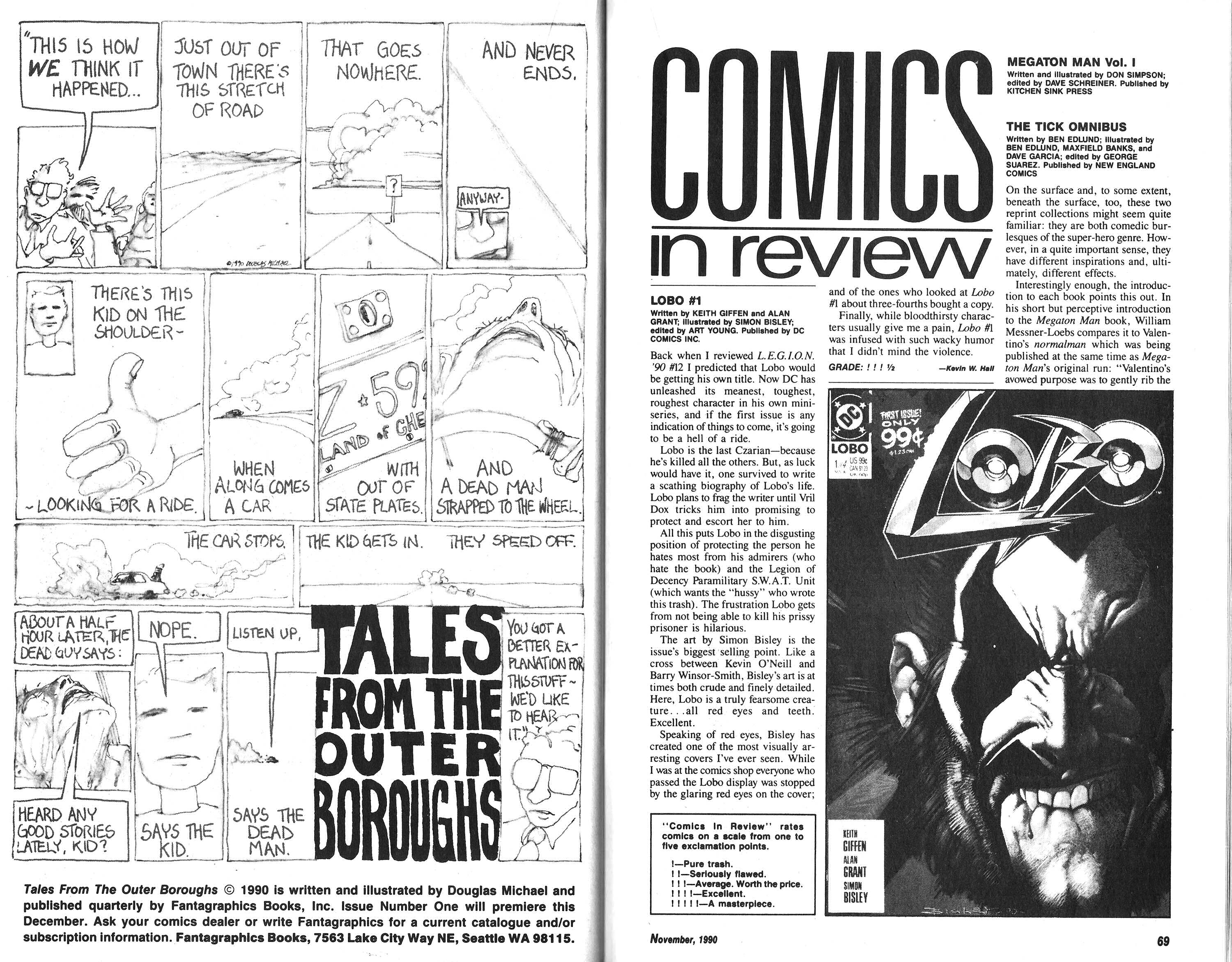 Read online Amazing Heroes comic -  Issue #185 - 35