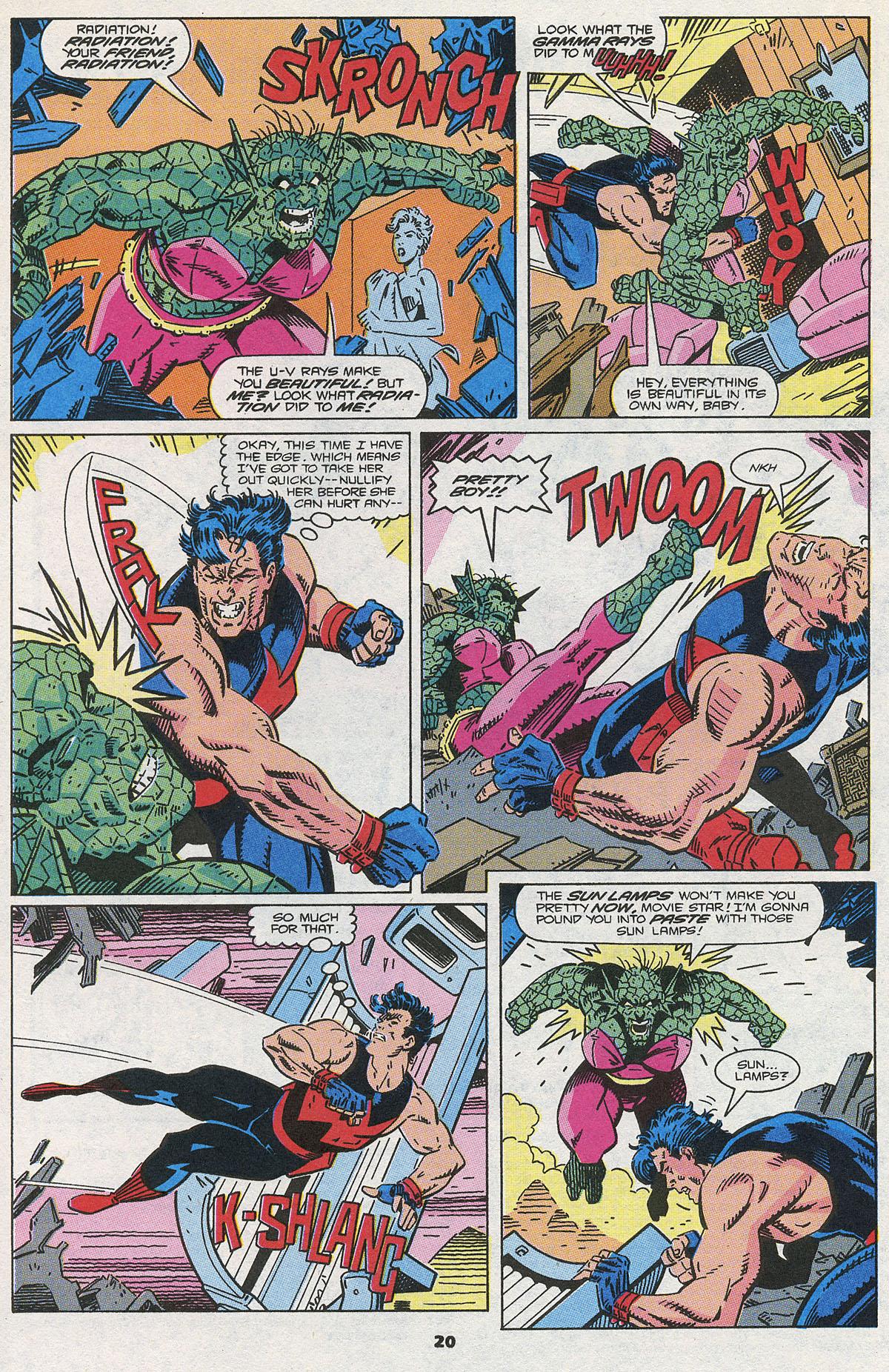 Read online Wonder Man (1991) comic -  Issue #3 - 16
