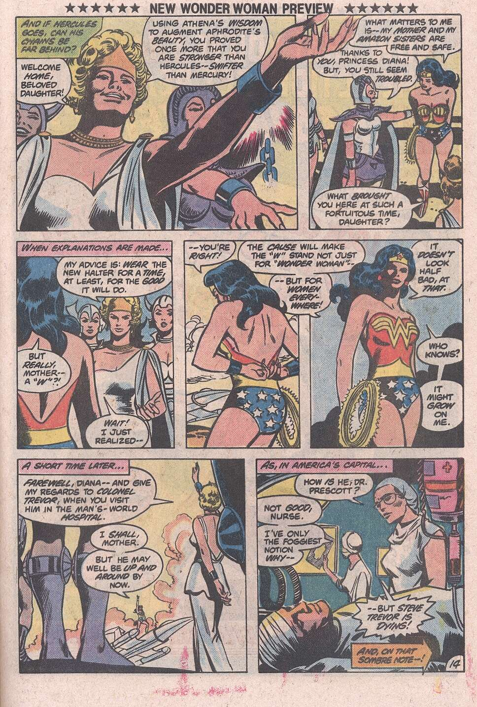 Read online Wonder Woman (1942) comic -  Issue #287b - 15