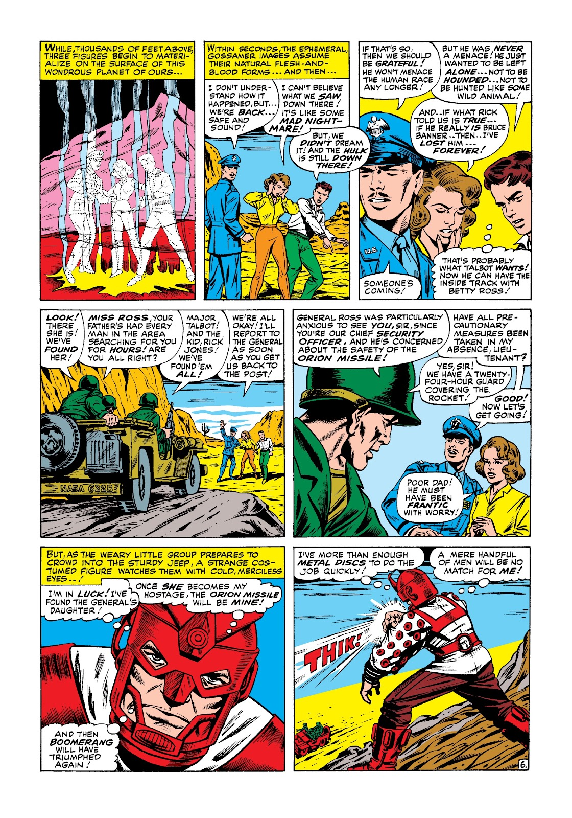 Read online Marvel Masterworks: The Incredible Hulk comic -  Issue # TPB 3 (Part 1) - 24