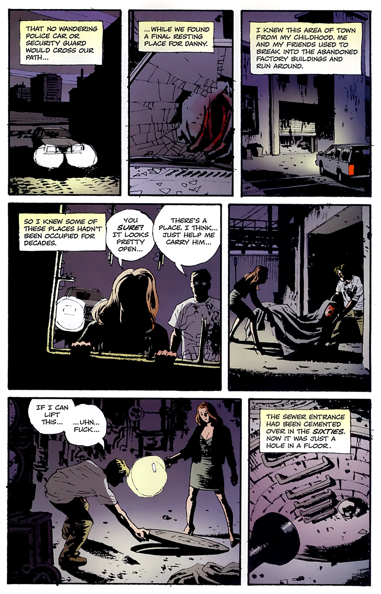 Read online Criminal (2008) comic -  Issue #6 - 5