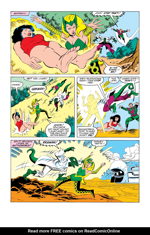 Read online Secret Wars (1985) comic -  Issue #12 - 13