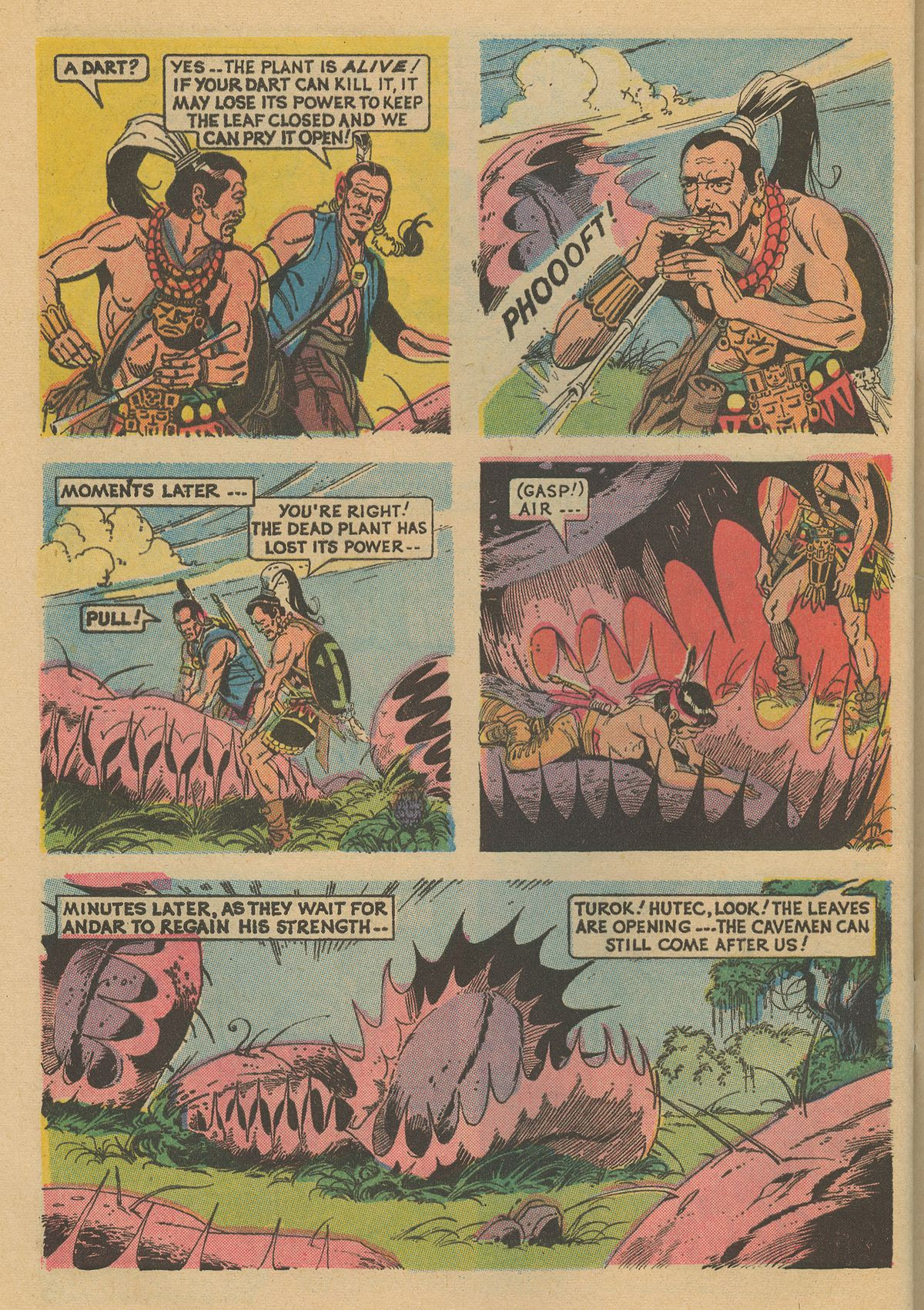 Read online Turok, Son of Stone comic -  Issue #86 - 32