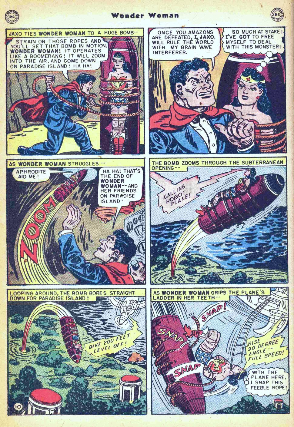 Read online Wonder Woman (1942) comic -  Issue #35 - 26