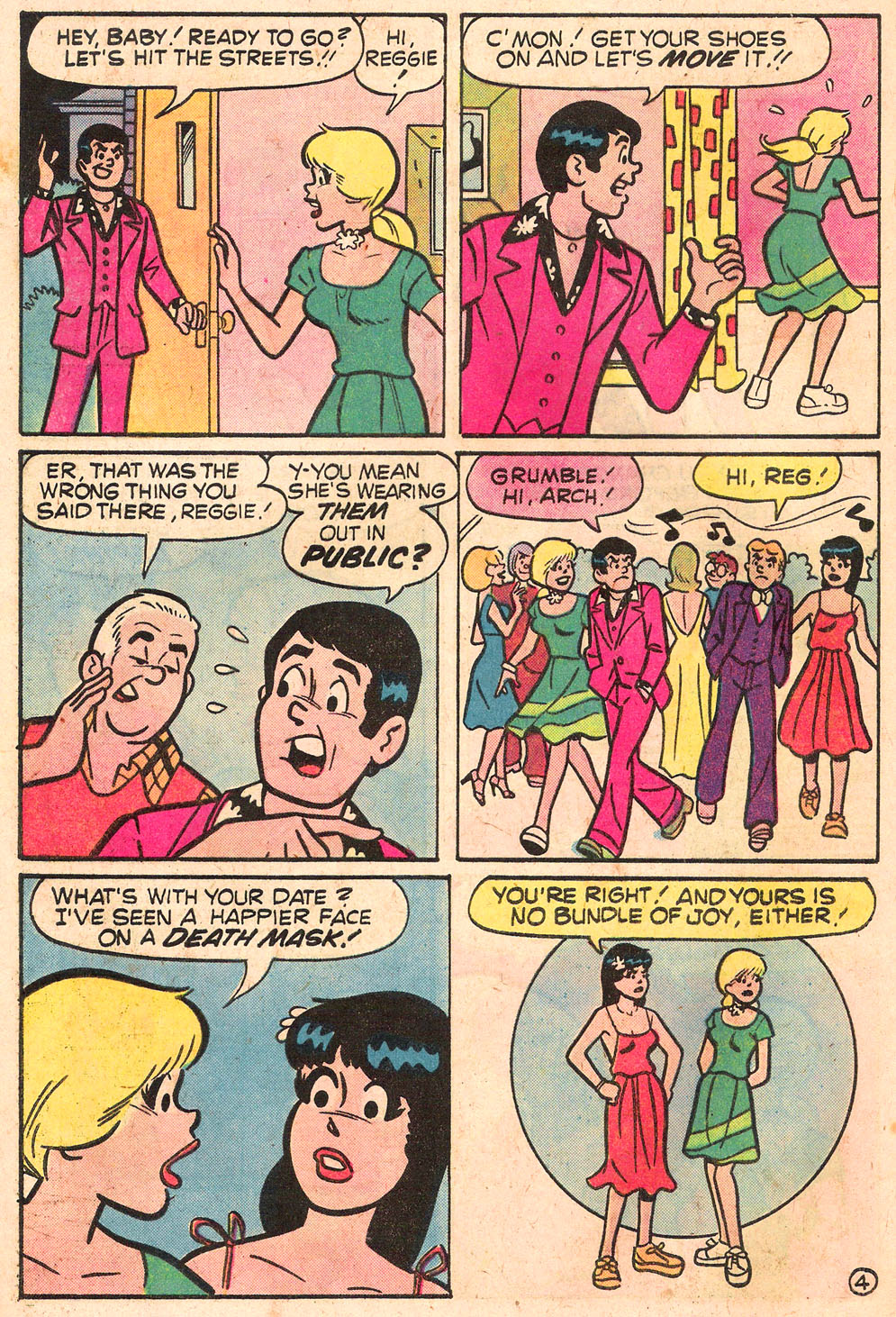 Read online Archie's Girls Betty and Veronica comic -  Issue #268 - 32