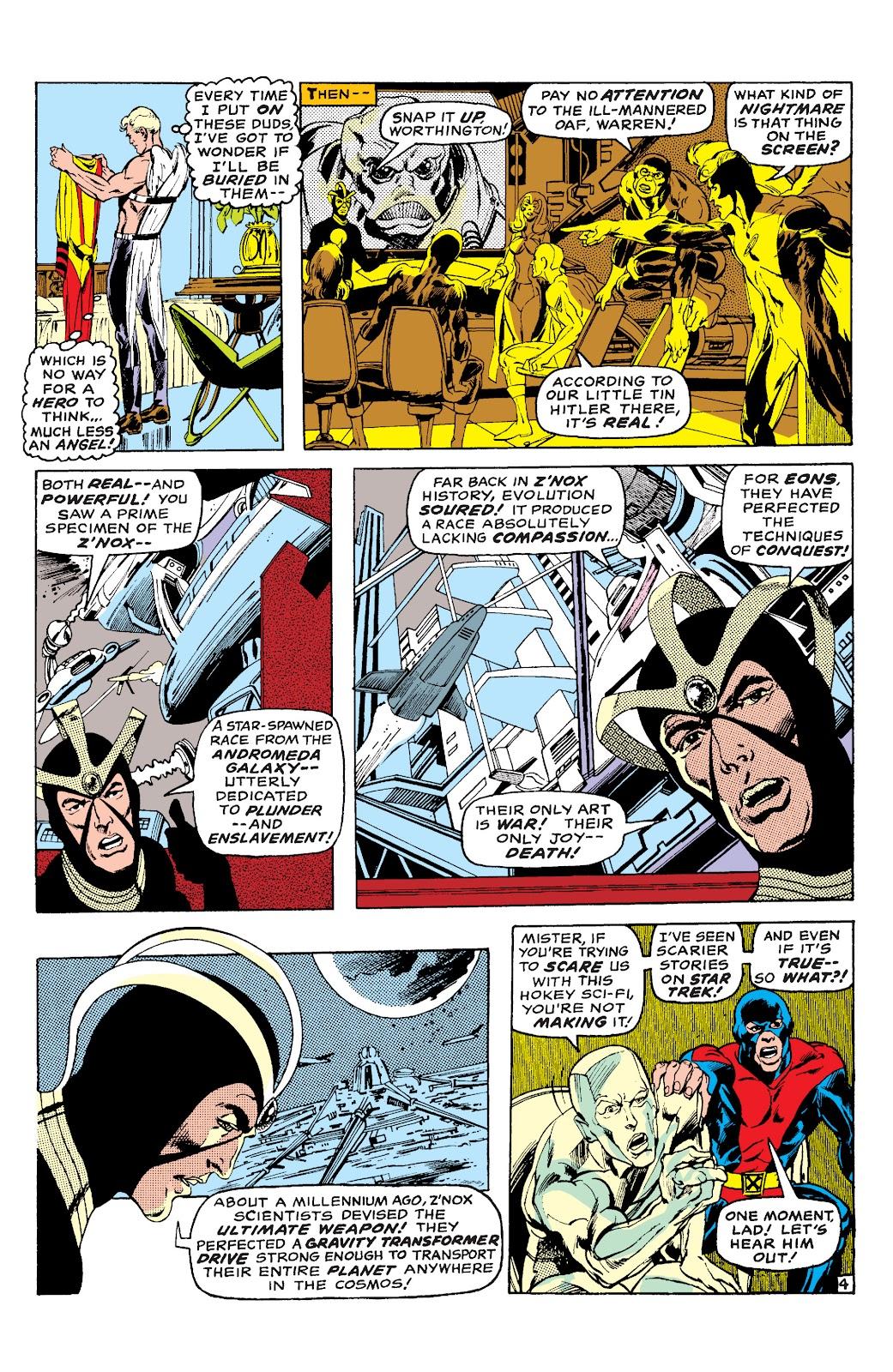 Uncanny X-Men (1963) issue 65 - Page 5