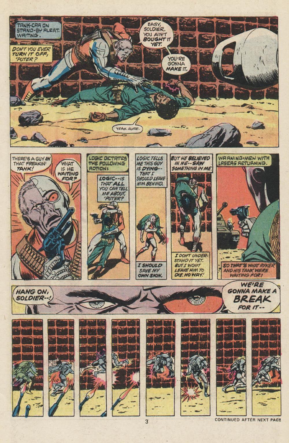 Read online Astonishing Tales (1970) comic -  Issue #30 - 4