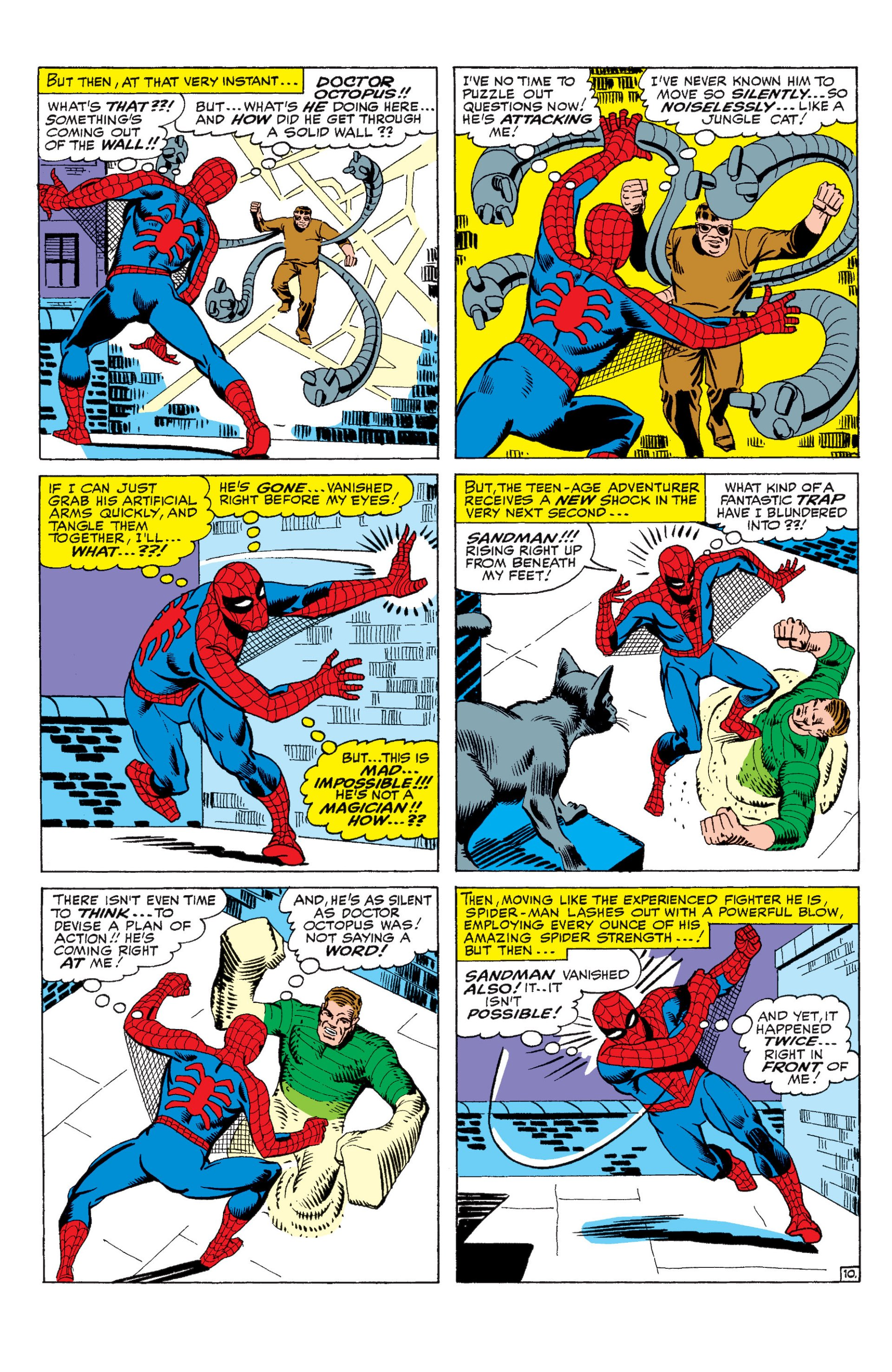 The Amazing Spider-Man (1963) 24 Page 10