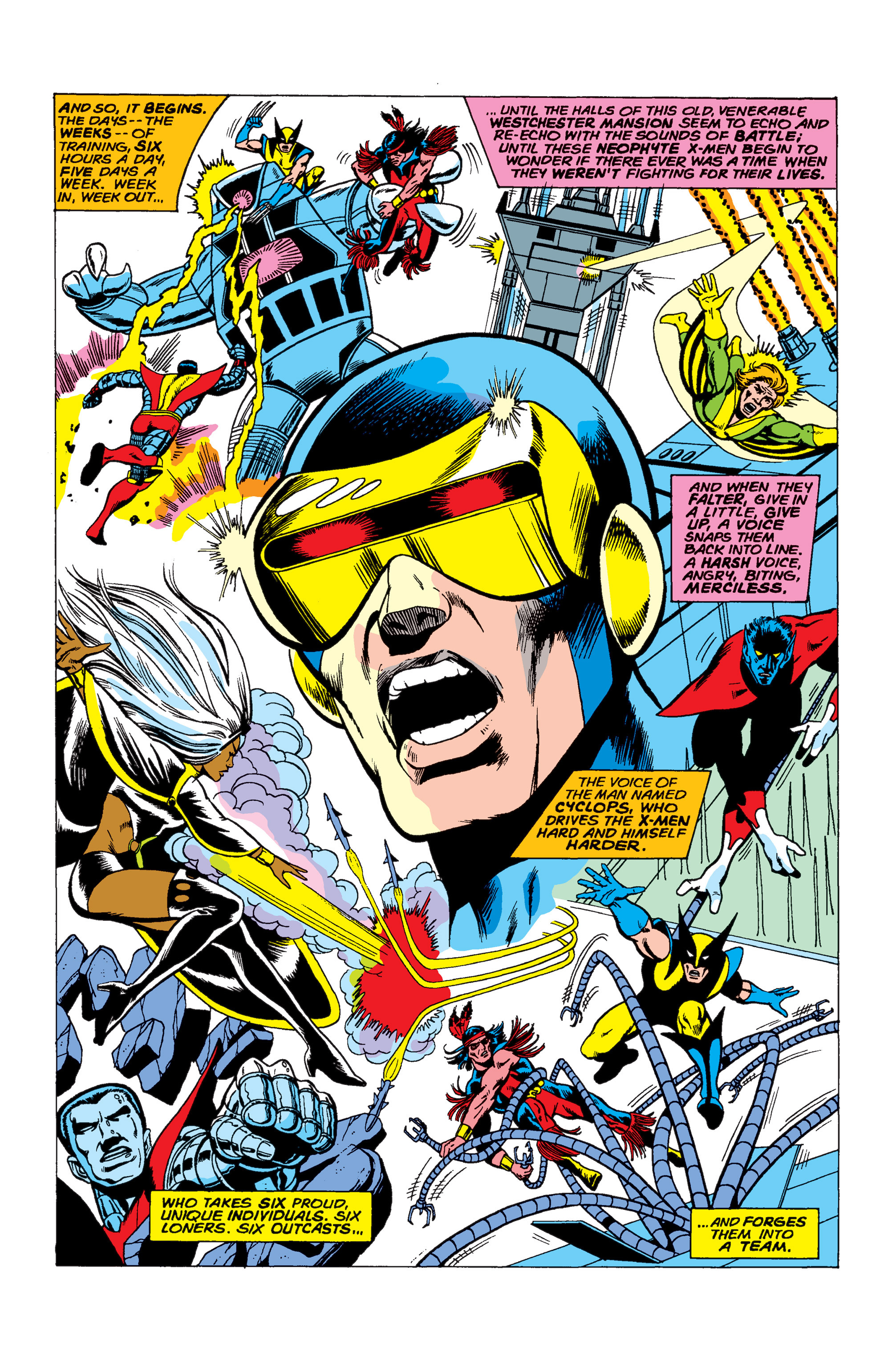 Uncanny X-Men (1963) 94 Page 7