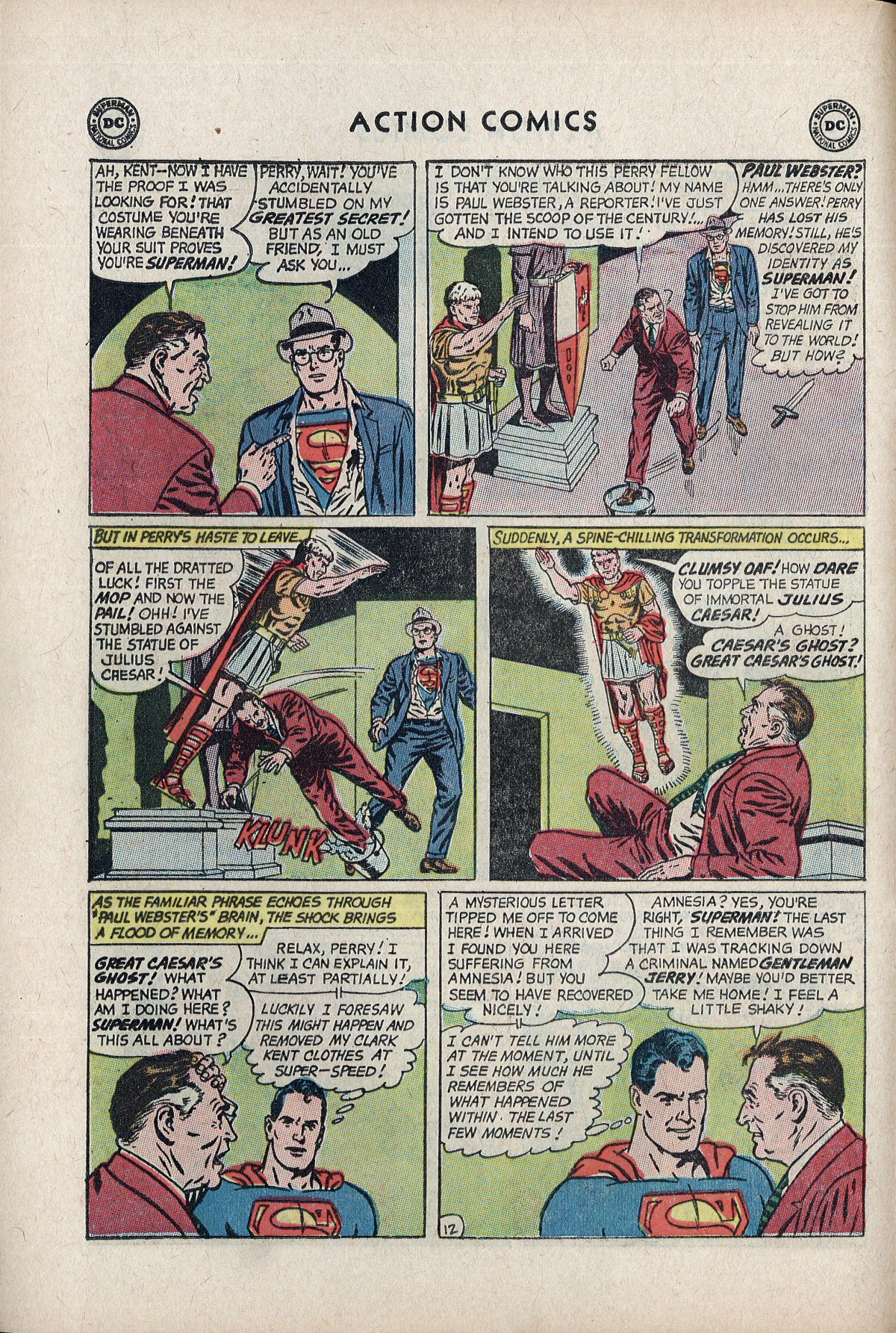 Read online Action Comics (1938) comic -  Issue #297 - 14