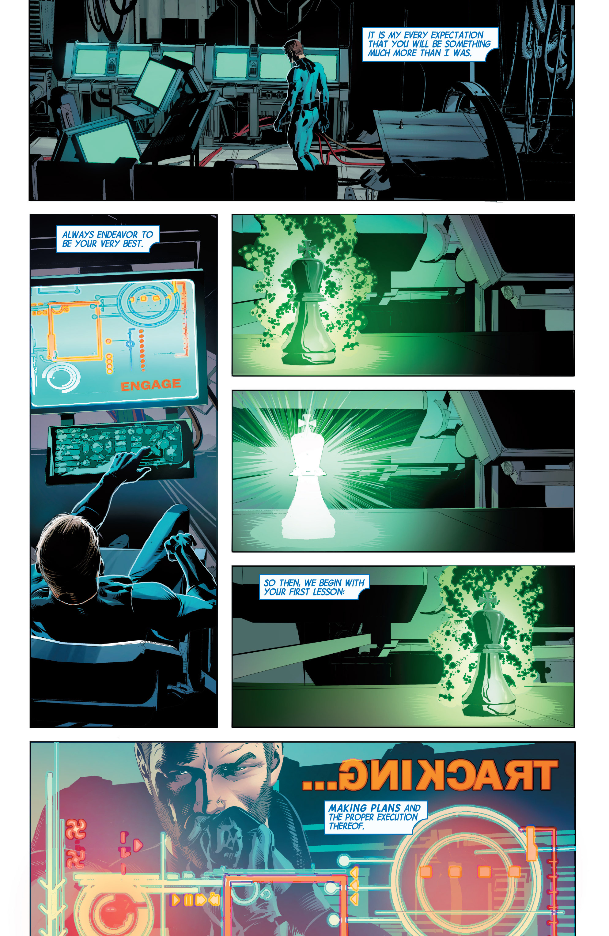 Read online Avengers (2013) comic -  Issue #39 - 7