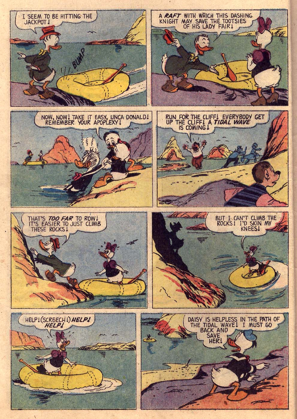 Walt Disney's Comics and Stories issue 224 - Page 8