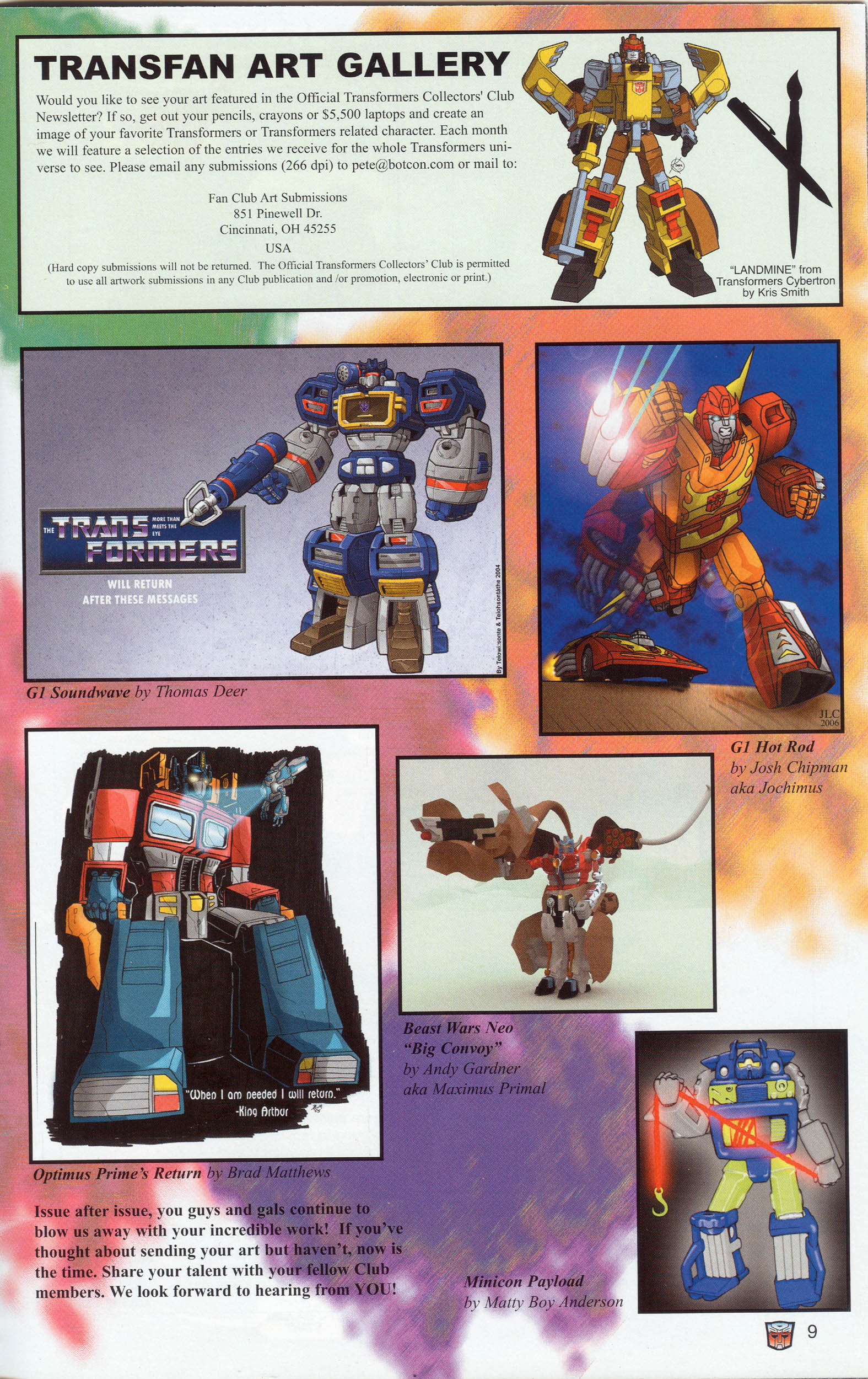 Read online Transformers: Collectors' Club comic -  Issue #8 - 9