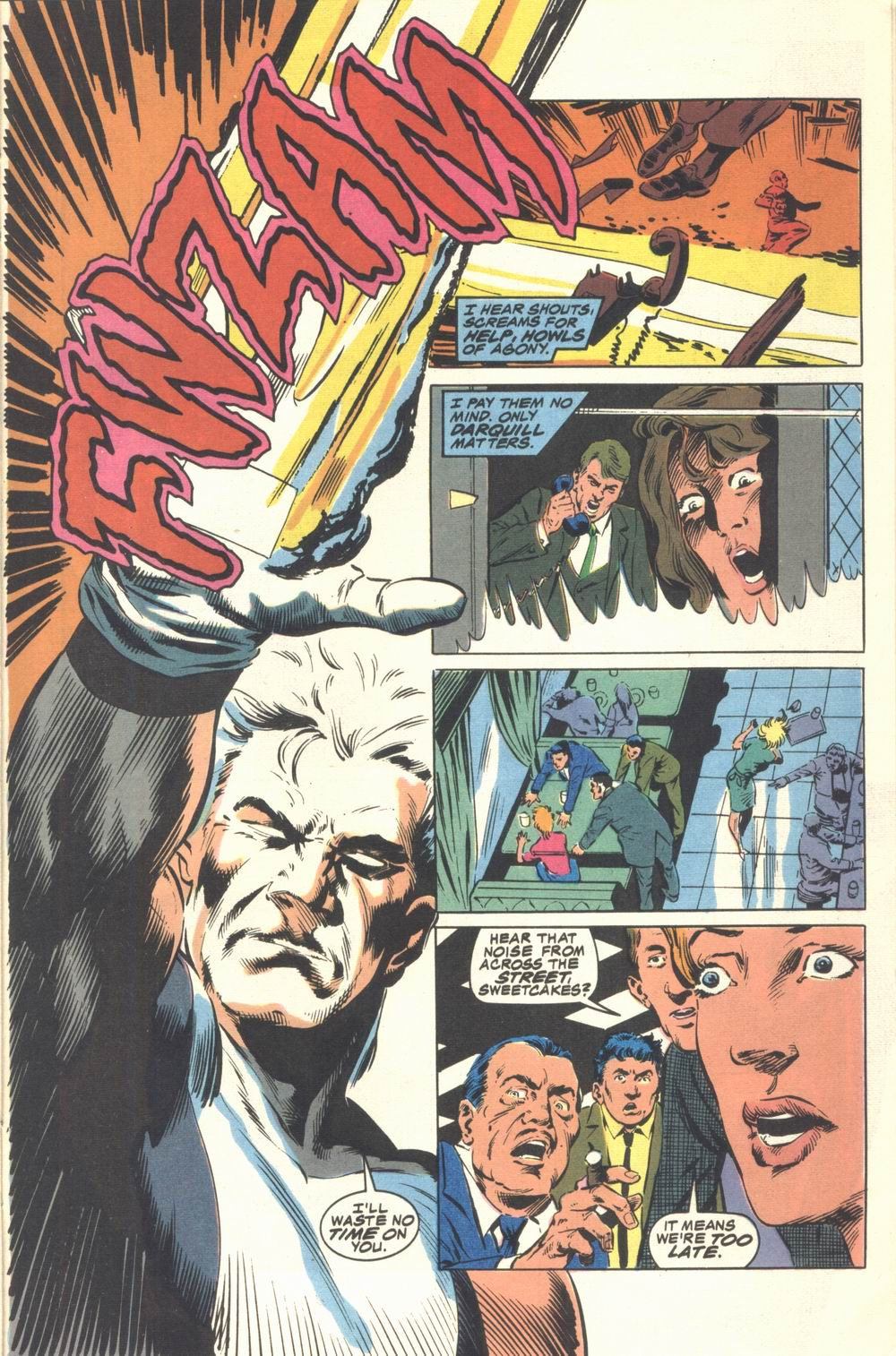 Read online Justice (1986) comic -  Issue #21 - 27