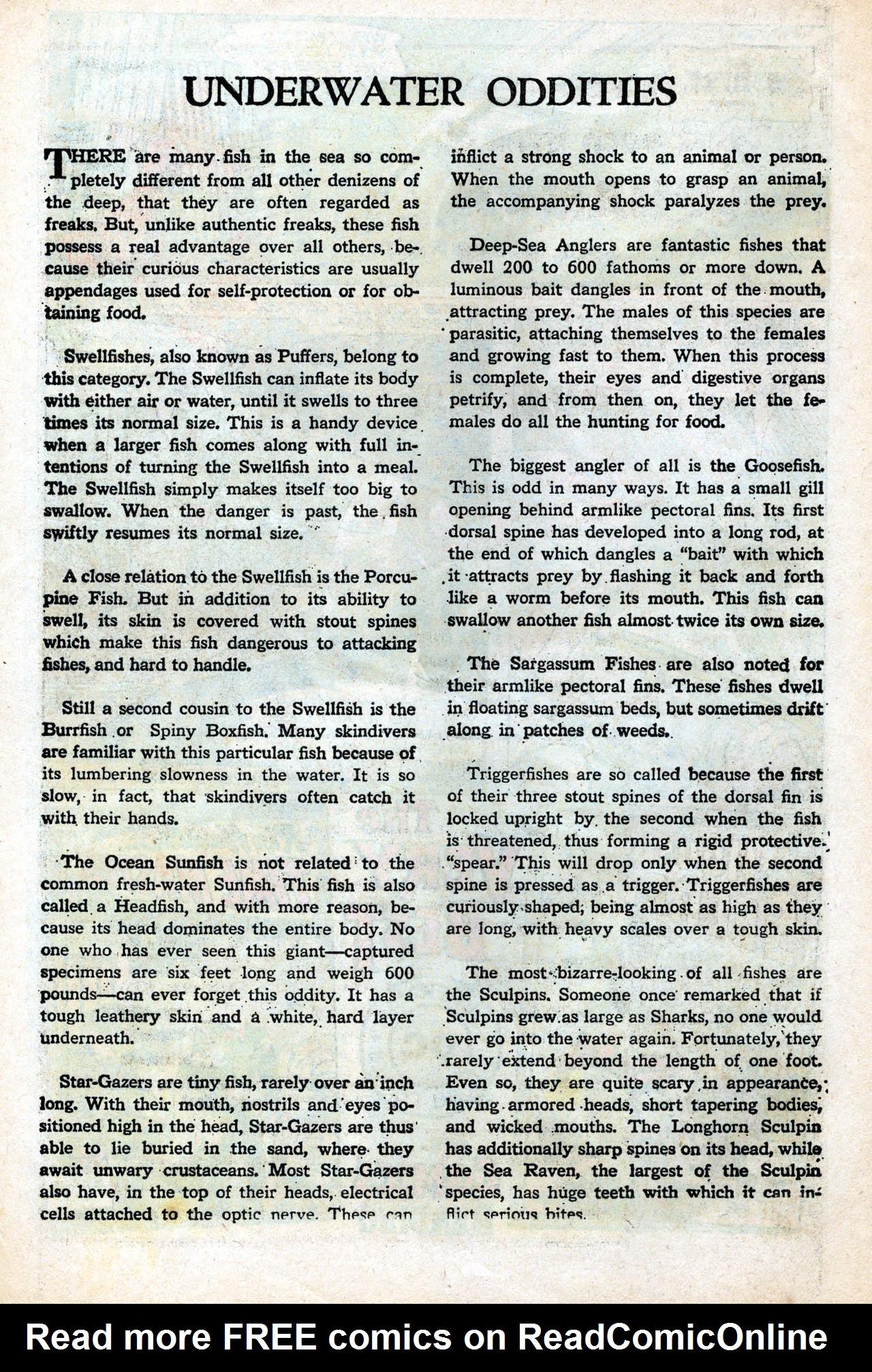 Read online Aquaman (1962) comic -  Issue #15 - 22