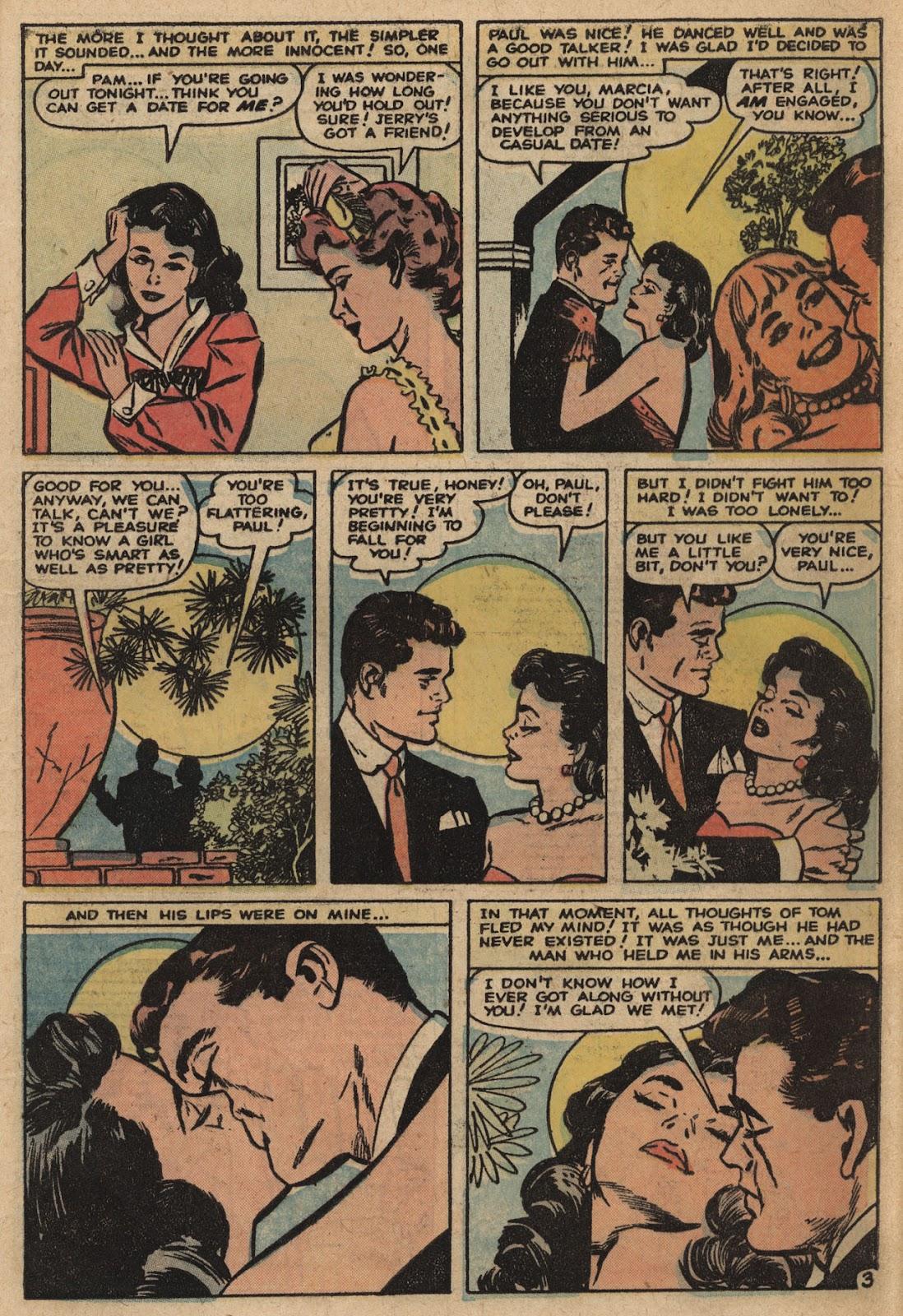 Love Romances (1949) issue 66 - Page 5
